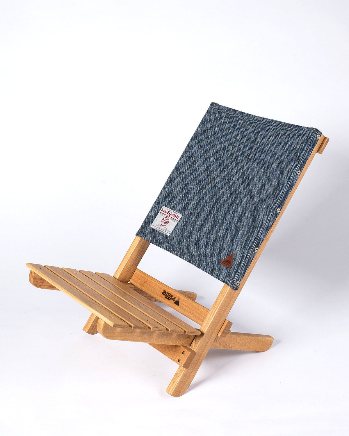 Well Liked A.native Lounge Chair Harris Tweed (Gallery 9 of 25)