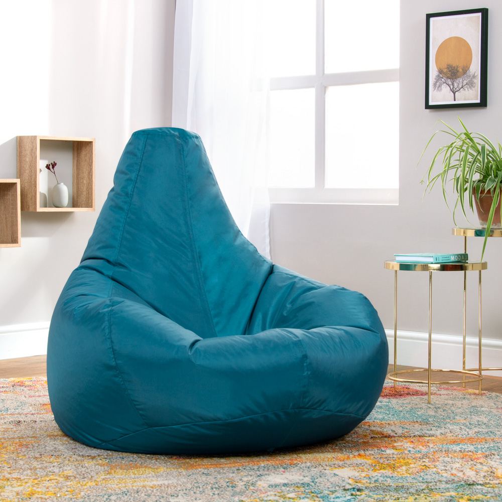 Well Liked Gaming Bean Bag Recliner Indoor Outdoor In Indoor/outdoor Patio Bean Bag Chairs (View 7 of 25)