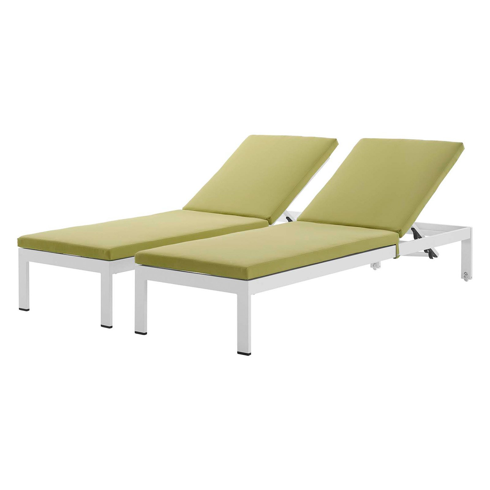 Well Liked Modway Shore Aluminum Outdoor Patio Chaise Lounge Chair Inside Shore Aluminum Outdoor Chaise Lounges (Gallery 5 of 25)