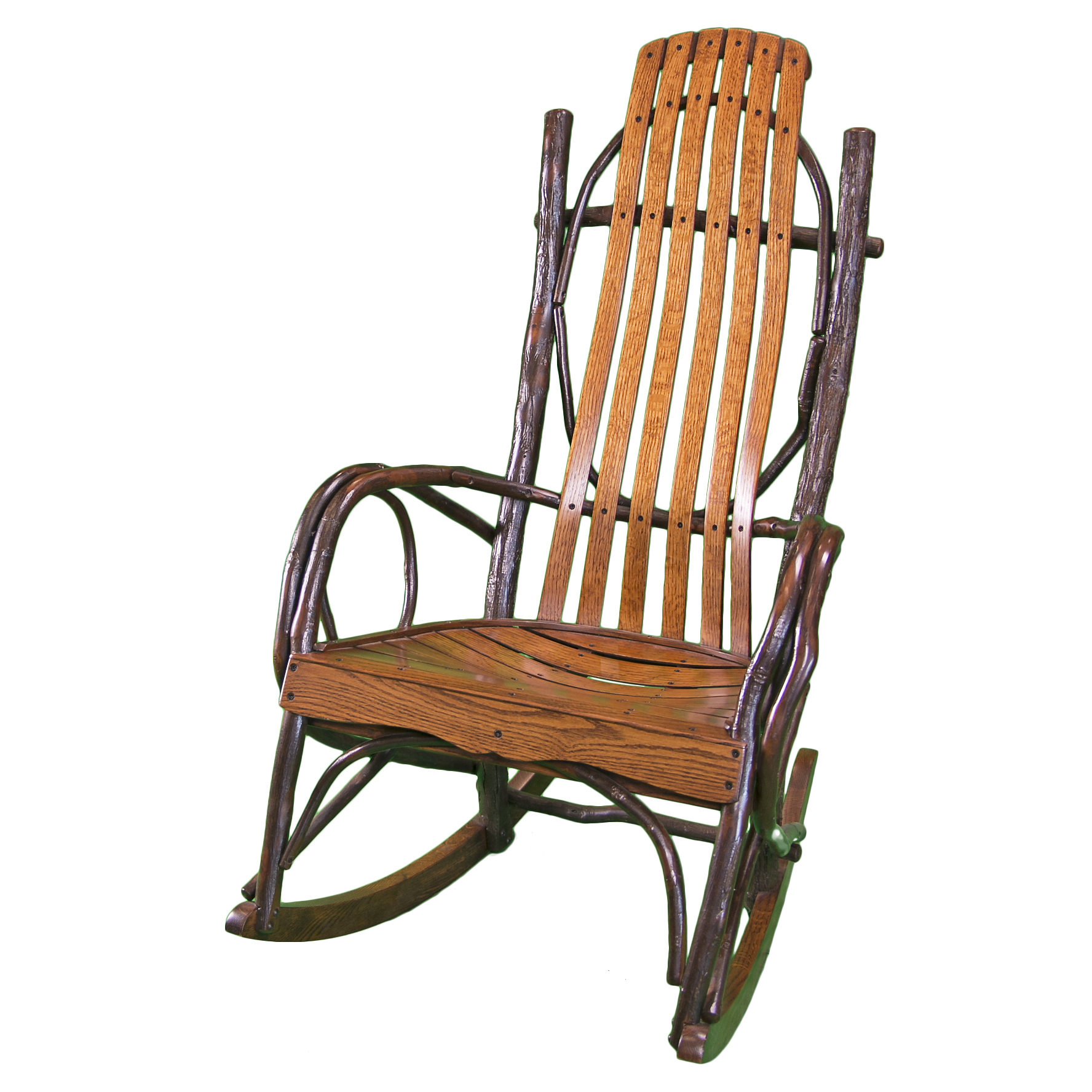Wooden Rocking Chair Throughout 2020 Easy Outdoor Rocking Lounge Chairs (View 21 of 25)