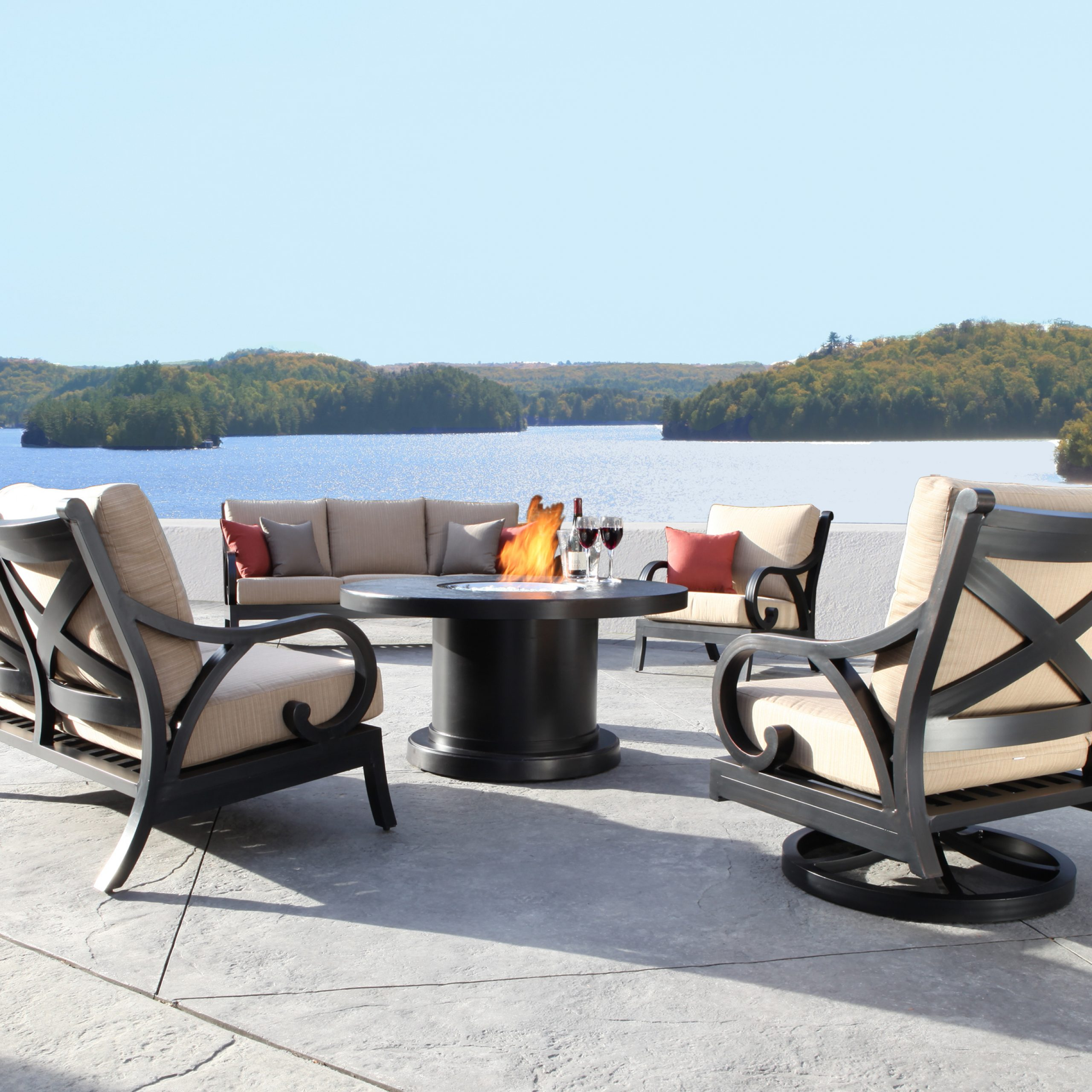 2020 5 Ways To Transform Your Outdoor Space Throughout Naperville Patio Daybeds With Cushion (Gallery 24 of 25)