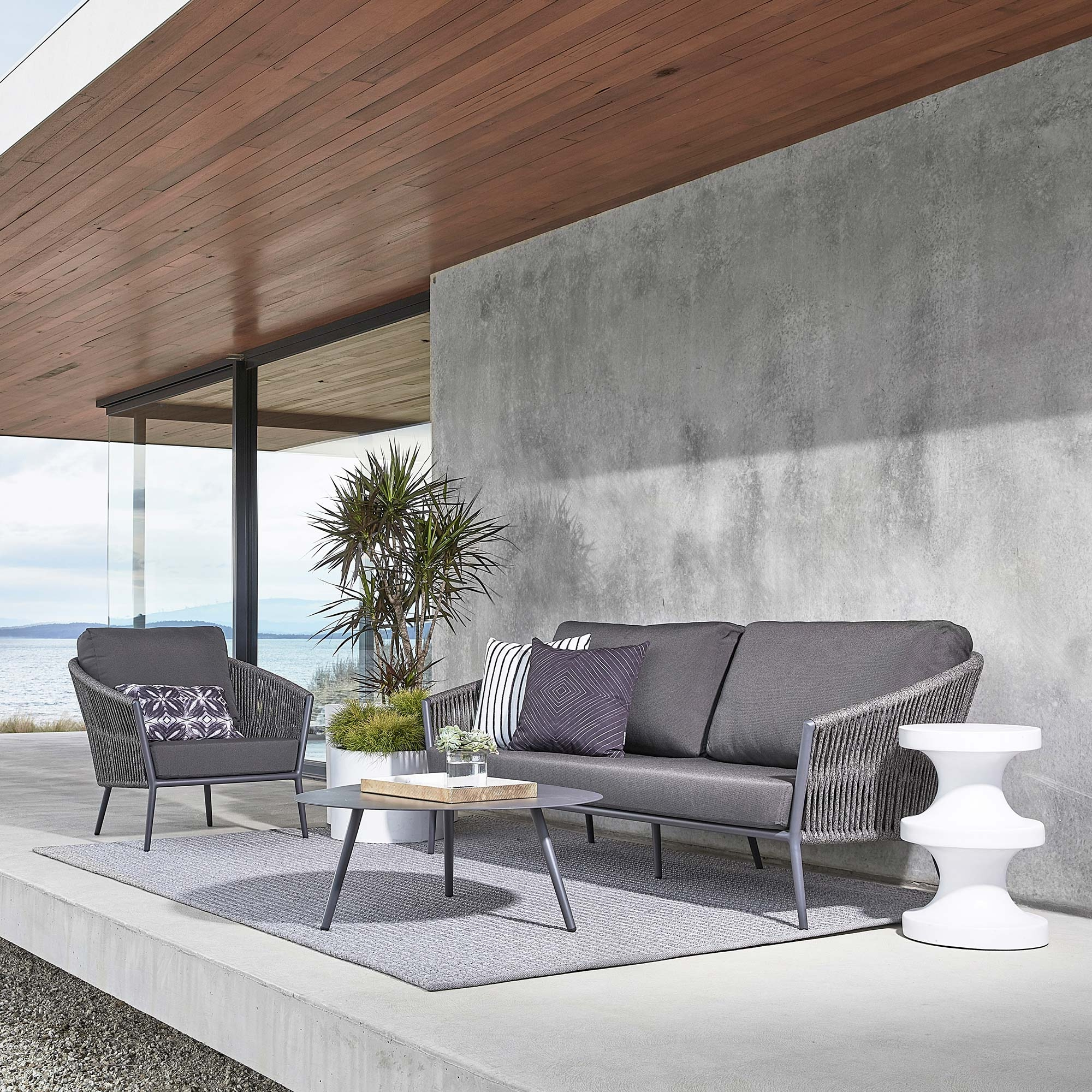 2020 Catalina Outdoor Sofa With Catalina Outdoor Sofas With Cushions (View 10 of 11)