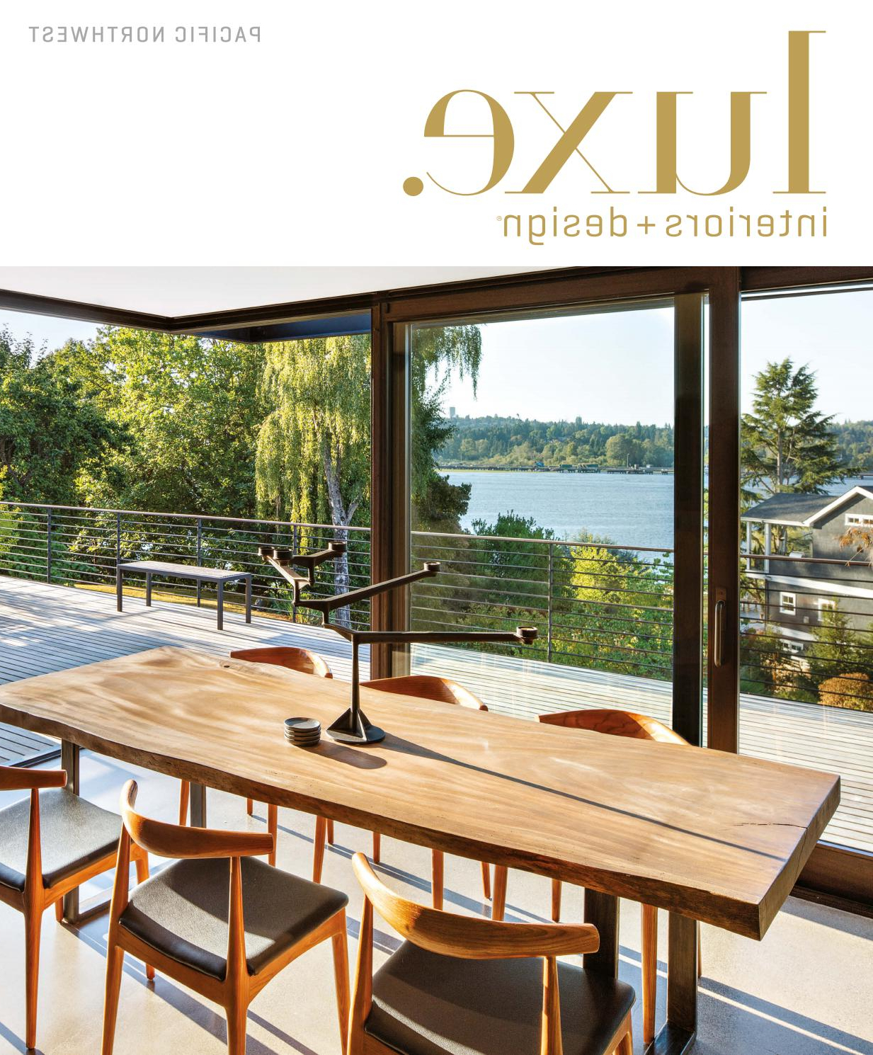 2020 Luxe Magazine July 2016 Pacific Northwestsandow® – Issuu With Regard To Brecht Patio Sectionals With Cushions (Gallery 22 of 25)