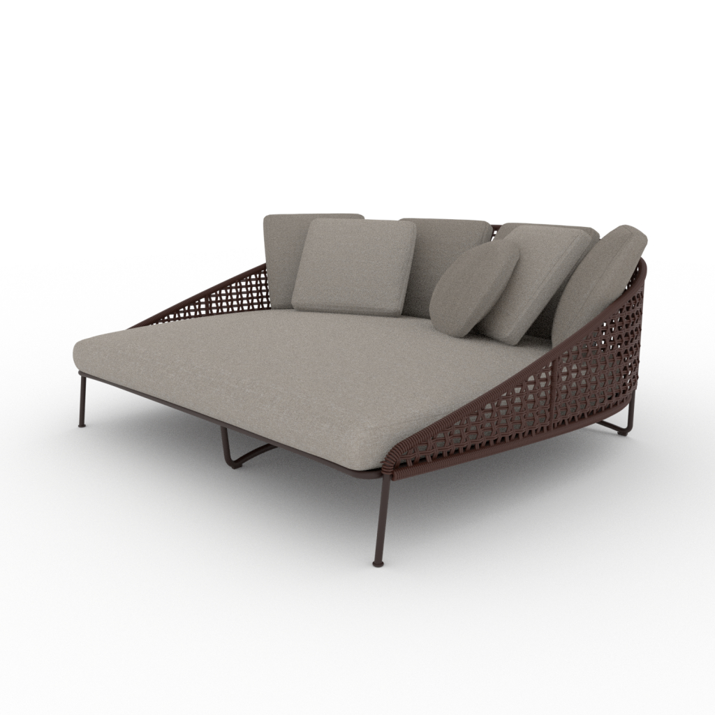 Aston Cord Outdoor Furniture – Blendfab With Regard To Favorite Van Dyke Loveseats (Gallery 20 of 25)