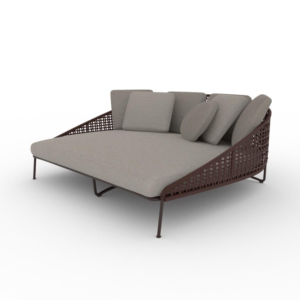 Aston Cord Outdoor Furniture – Blendfab With Regard To Favorite Van Dyke Loveseats (View 20 of 25)