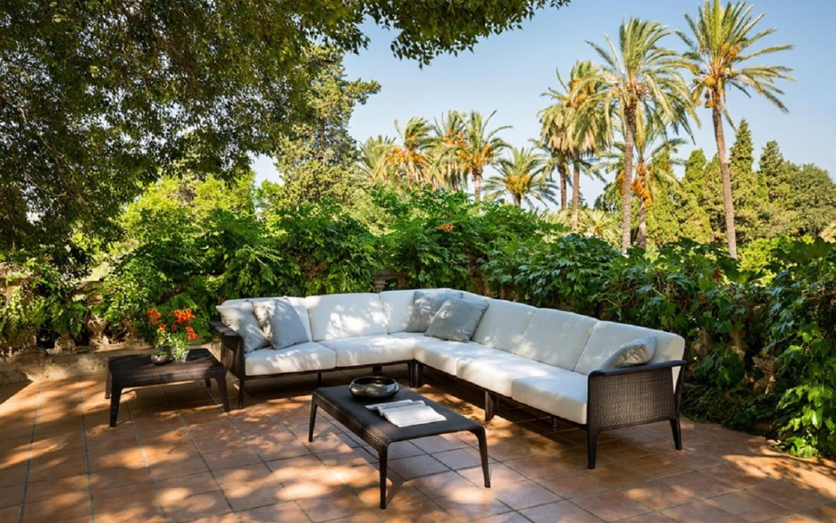 Astrid Wicker Sectional Sofa – Couture Outdoor Intended For Most Up To Date Astrid Wicker Patio Sofas With Cushions (View 25 of 25)