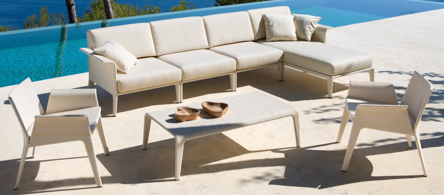 Astrid Wicker Sectional Sofa – Couture Outdoor Throughout Current Astrid Wicker Patio Sofas With Cushions (View 21 of 25)