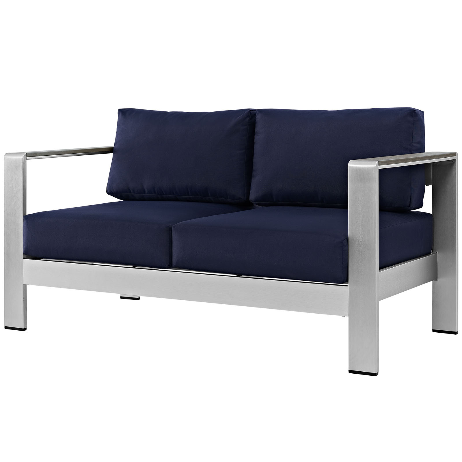Best And Newest Kari Loveseats With Sunbrella Cushions Pertaining To Bristol Loveseat With Cushions (View 6 of 25)