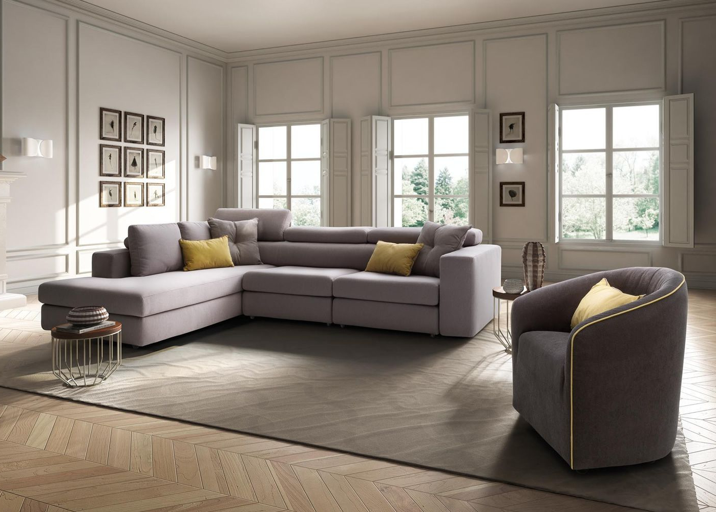 Best And Newest Paloma Sofas With Cushions With Regard To Paloma Maxi (View 9 of 25)