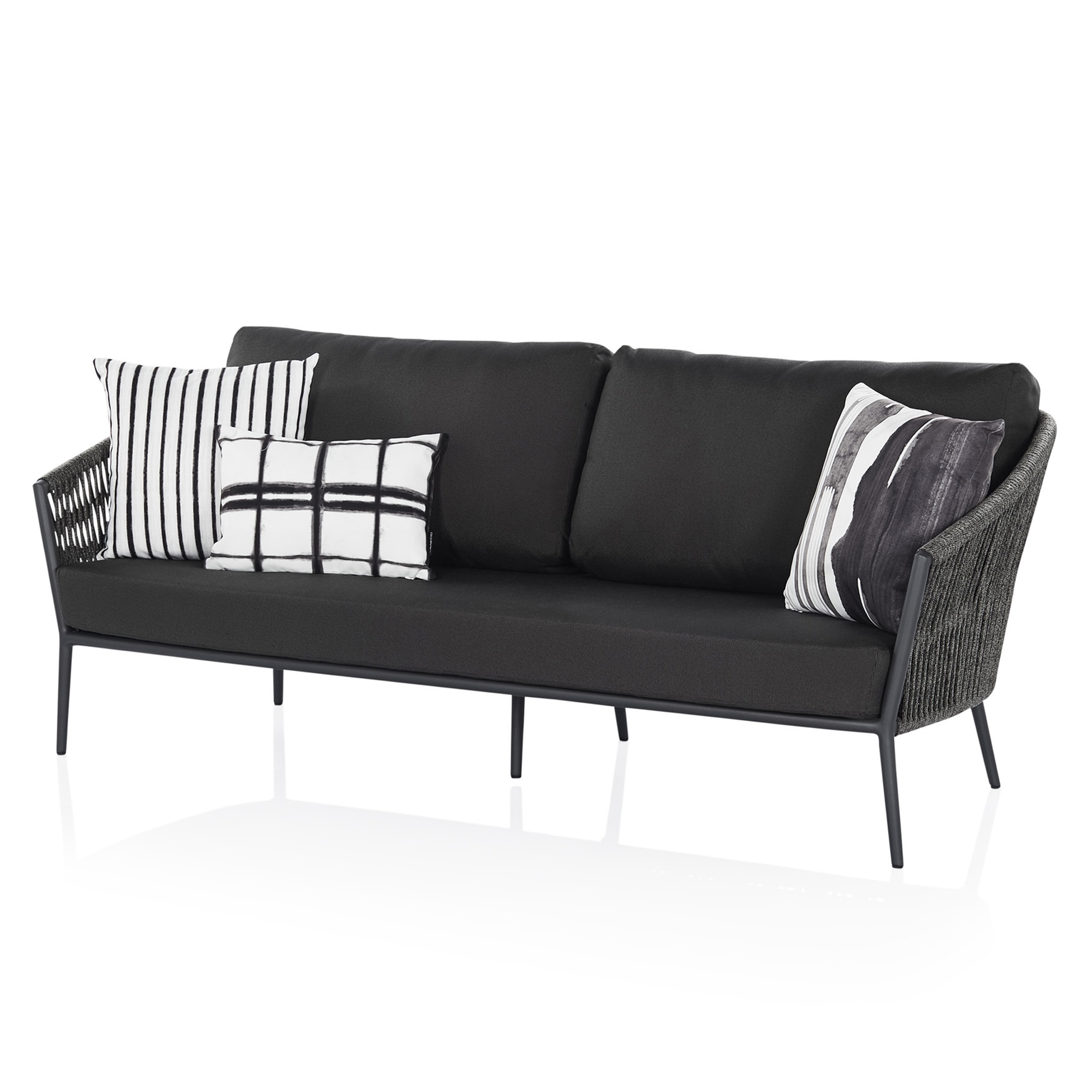 Catalina Outdoor Sofas With Cushions Throughout Famous Catalina Outdoor Sofa (View 3 of 11)