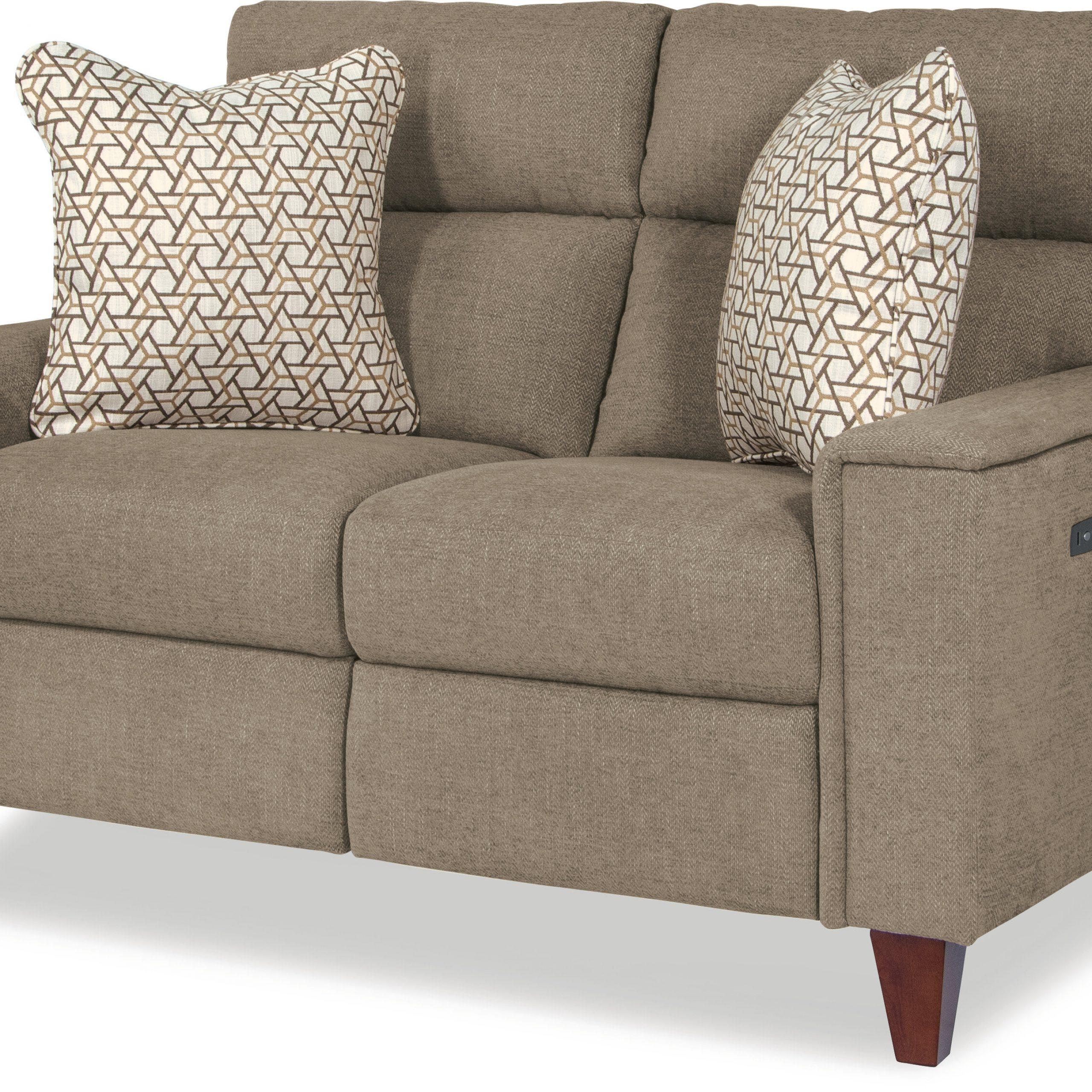 Dayse Contemporary Loveseats With Cushion For 2020 Ryder Duo® Reclining Loveseat (View 24 of 25)