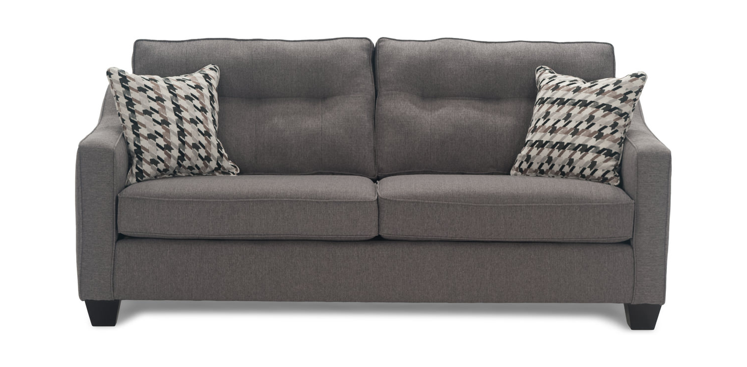 Dayse Contemporary Loveseats With Cushion Regarding Most Recent Dallas Sofa (View 18 of 25)