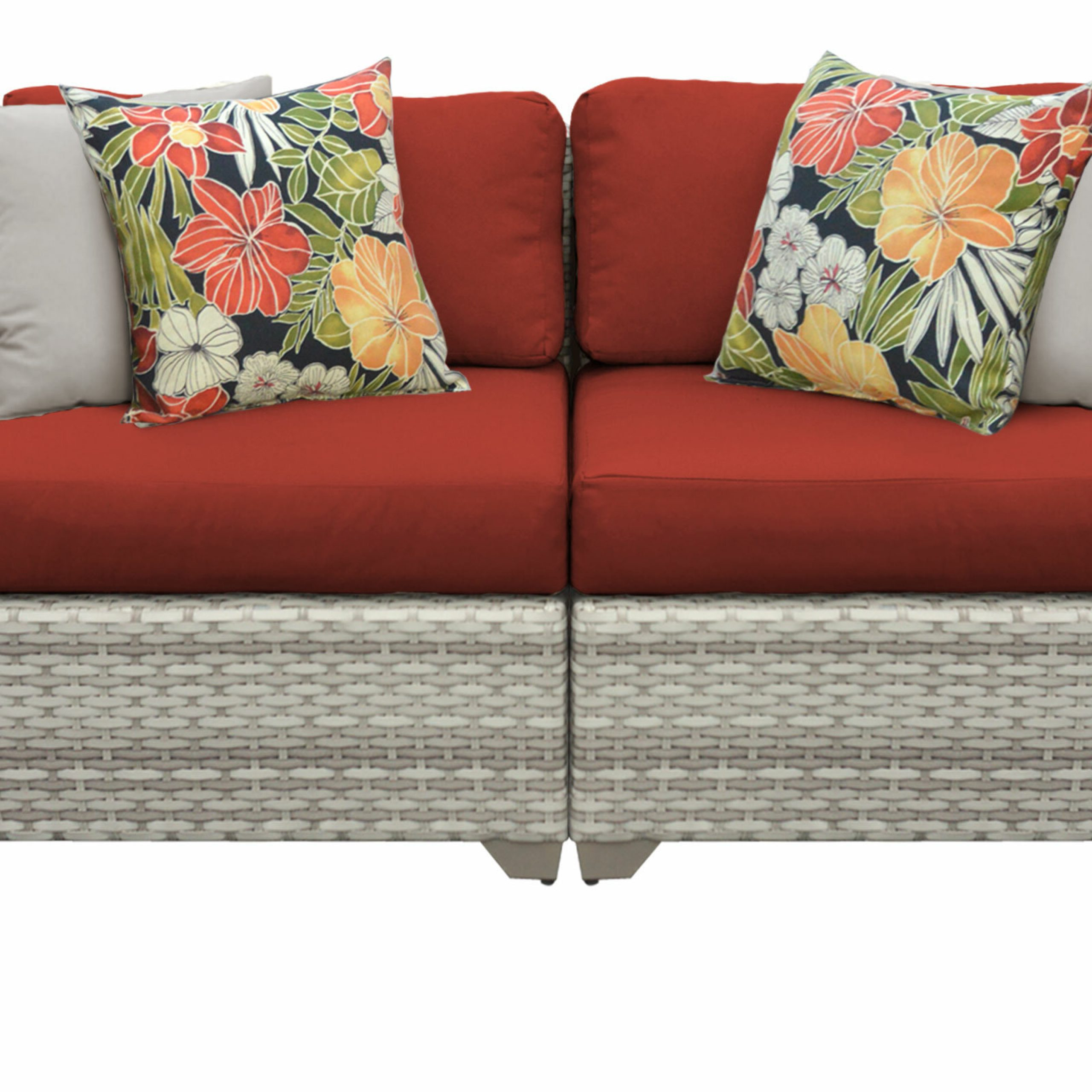 Famous Sol 72 Outdoor Falmouth Patio Loveseat With Cushions Throughout Linwood Loveseats With Cushions (View 20 of 25)