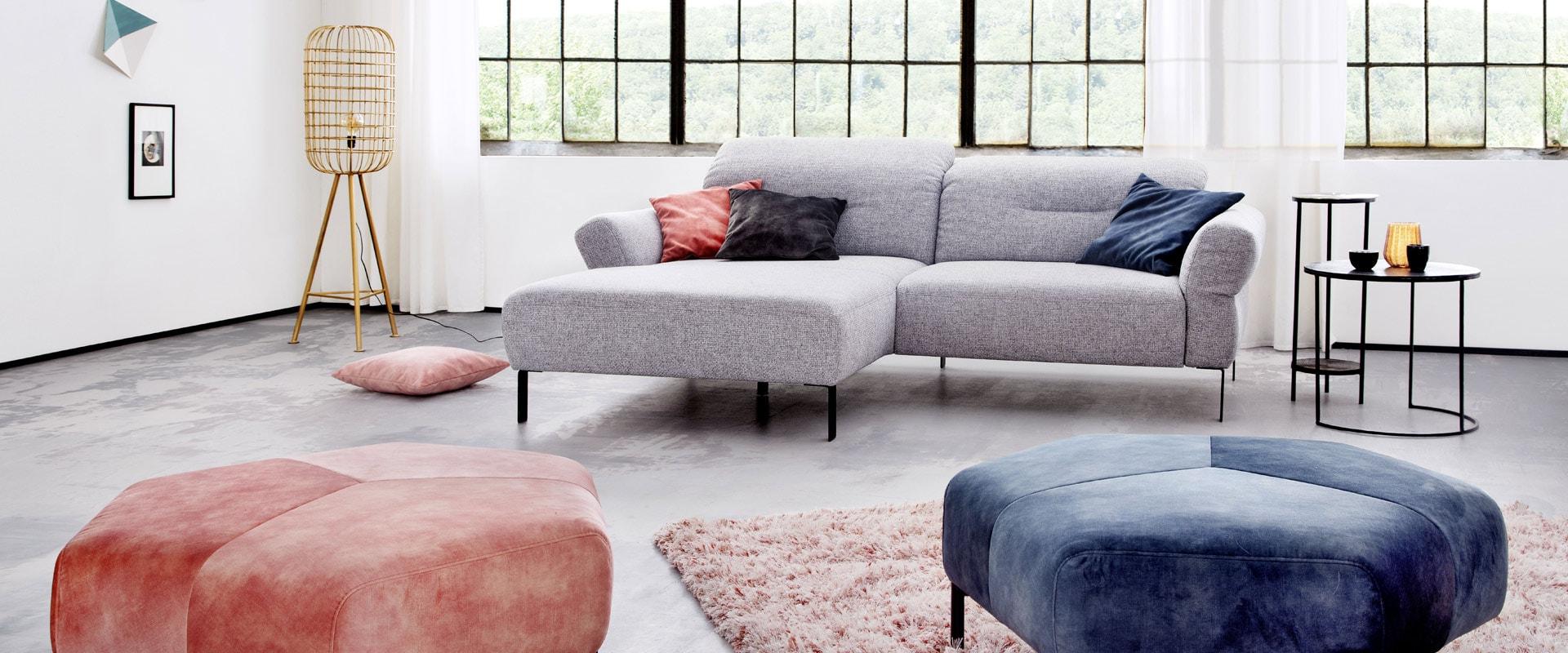 Fashionable Polstermöbel Von Comfort Republic – Berkemeier Home Company Inside Clemens Patio Sofas (View 9 of 25)