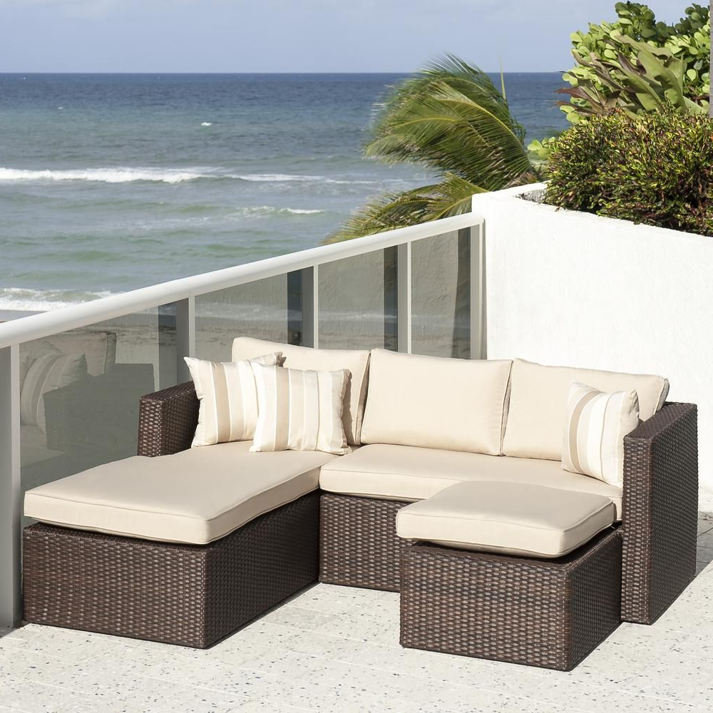Fashionable Waterbury Patio Sectionals With Cushions Inside Pin On Products (View 14 of 25)