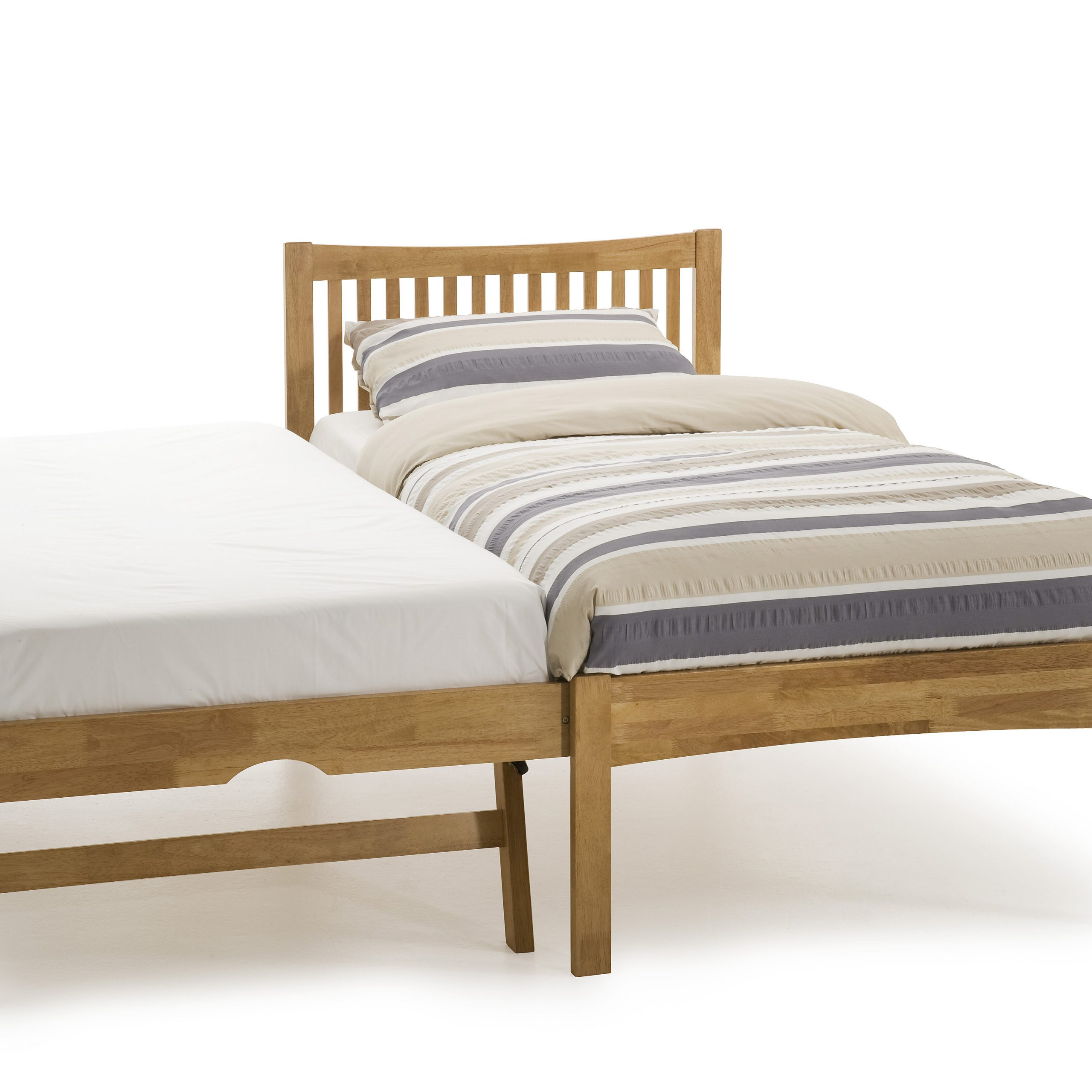 Favorite Cyrus Daybed With Trundle And Mattress Inside Bishop Daybeds (View 13 of 25)