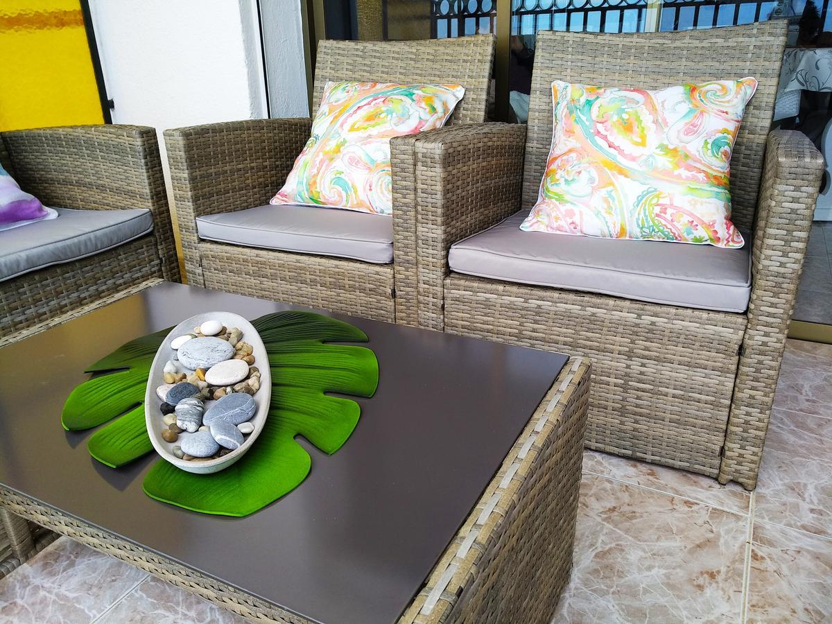 Ferienwohnung El Balcón Del Mar (Spanien Almuñécar Inside 2020 Astrid Wicker Patio Sofas With Cushions (View 11 of 25)