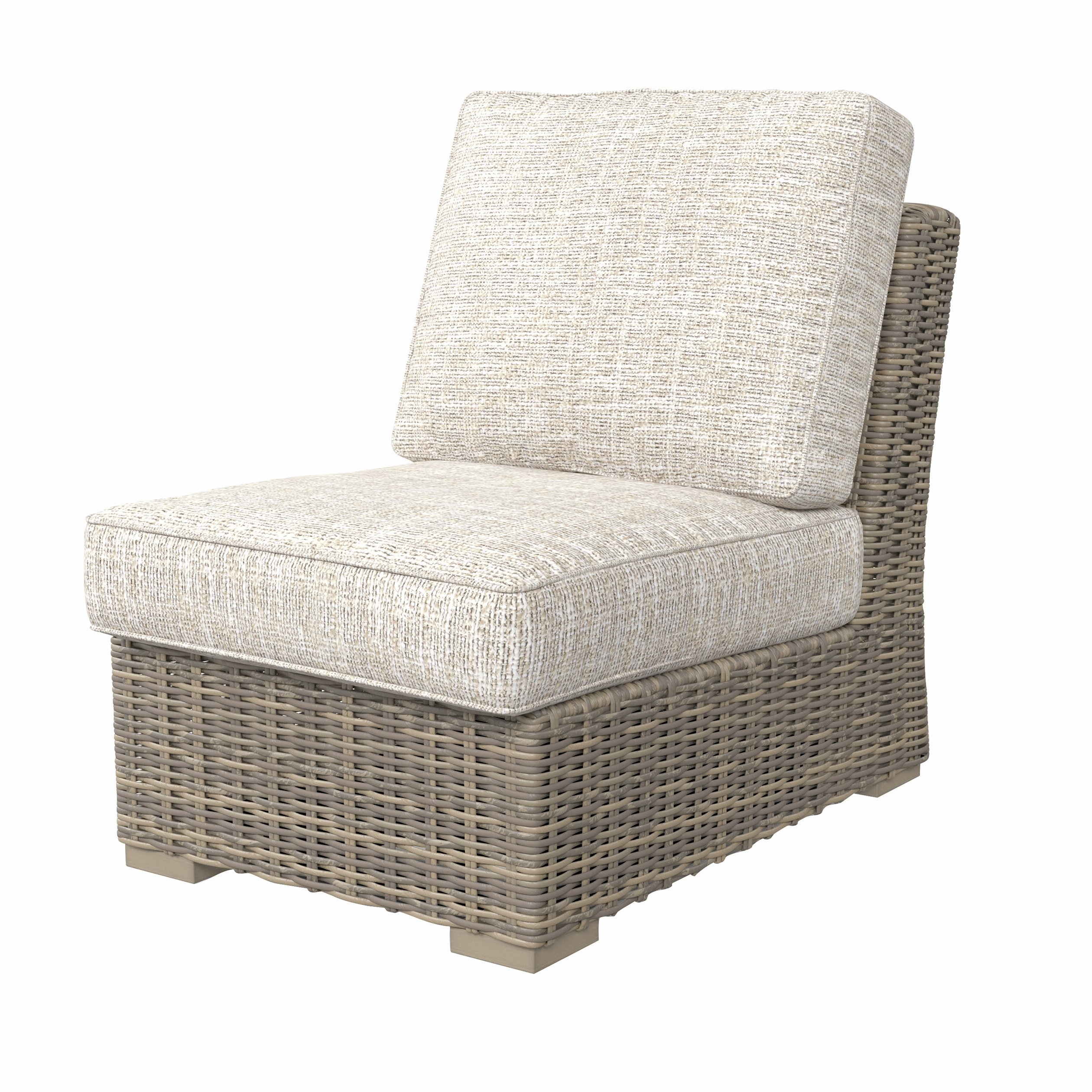Flippo Patio Chair With Cushions Throughout Newest Astrid Wicker Patio Sofas With Cushions (View 10 of 25)