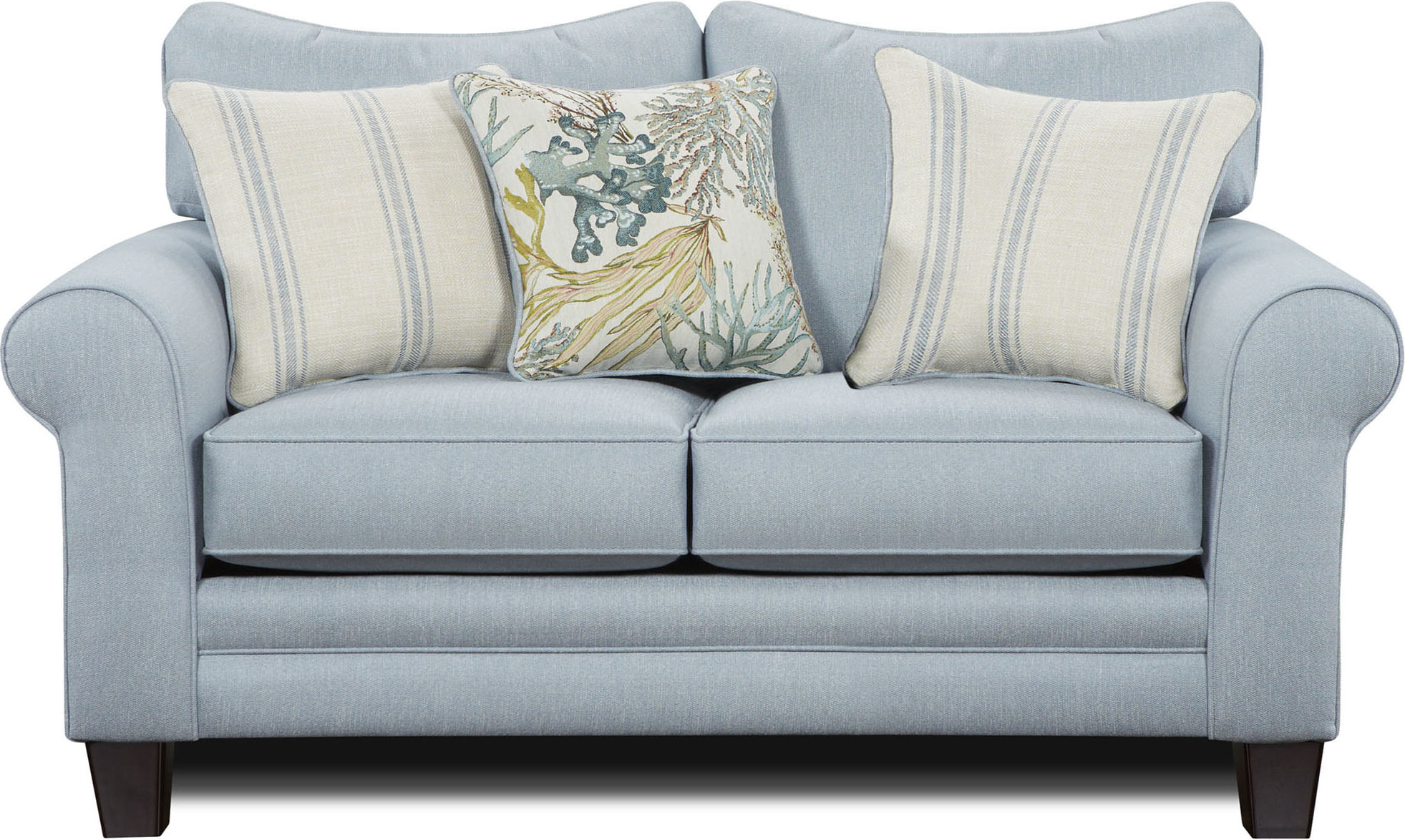 Hedgeapple Pertaining To Favorite Dayse Contemporary Loveseats With Cushion (View 9 of 25)