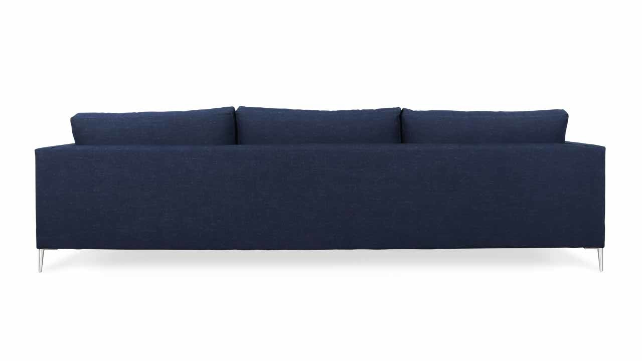 Landis Fabric Sofa – Made In Usa (View 13 of 25)