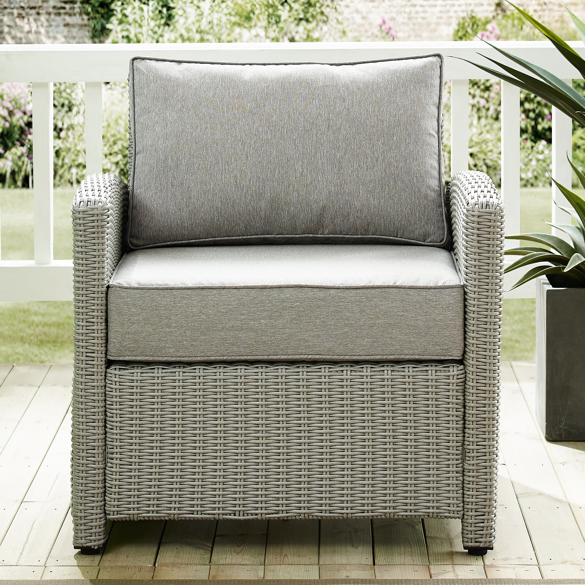 Lawson Patio Sofas With Cushions Pertaining To Most Current Lawson Patio Chair With Cushions (View 16 of 25)