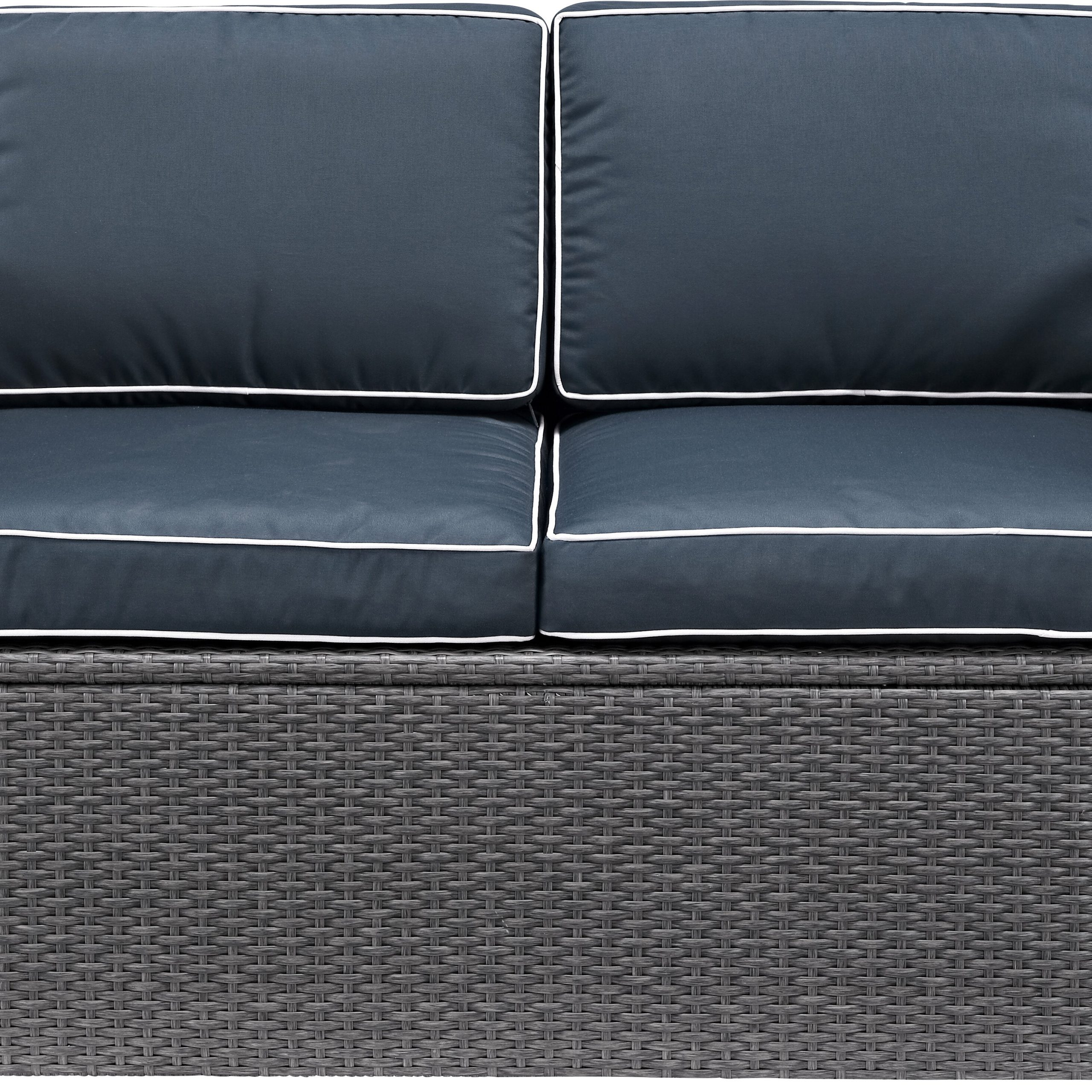Mendelson Loveseat With Cushion In Well Liked Saleem Loveseats With Cushions (View 8 of 25)