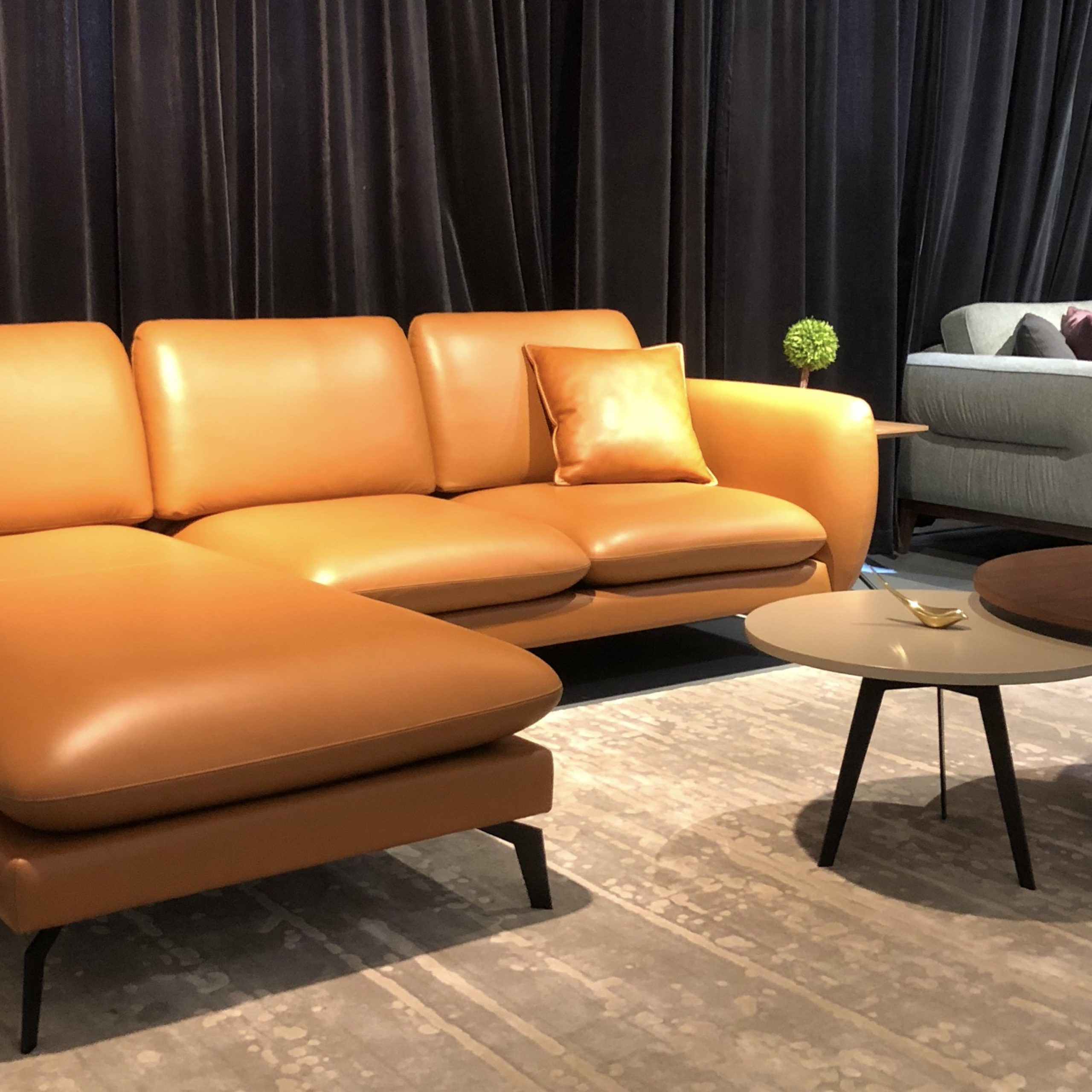 Modern Sofas & Contemporary Couch (View 19 of 25)