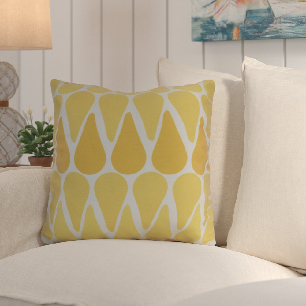 Most Current Beachcrest Home Salvato Outdoor Throw Pillow & Reviews (View 9 of 25)