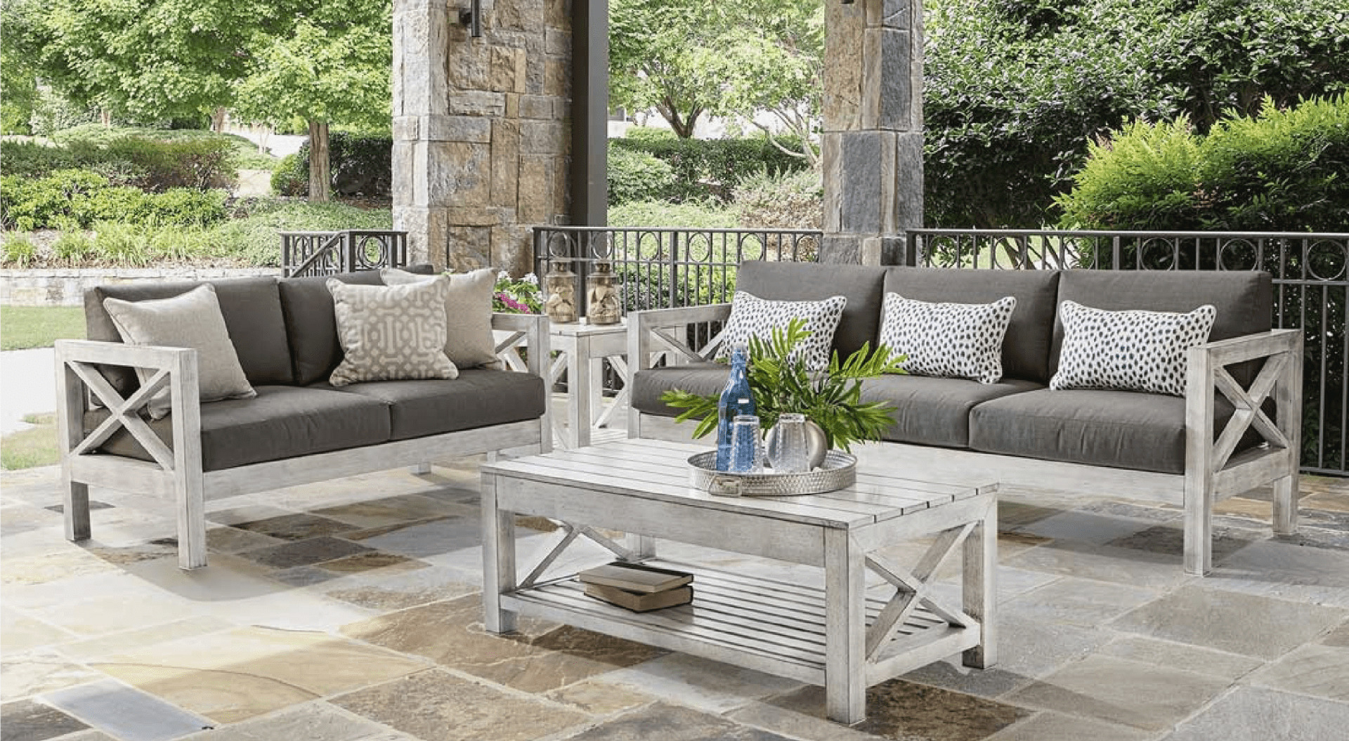 Most Current Ostrowski Patio Sectionals With Cushions For Best Concept Outdoor Patio Couches Furniture (View 18 of 25)