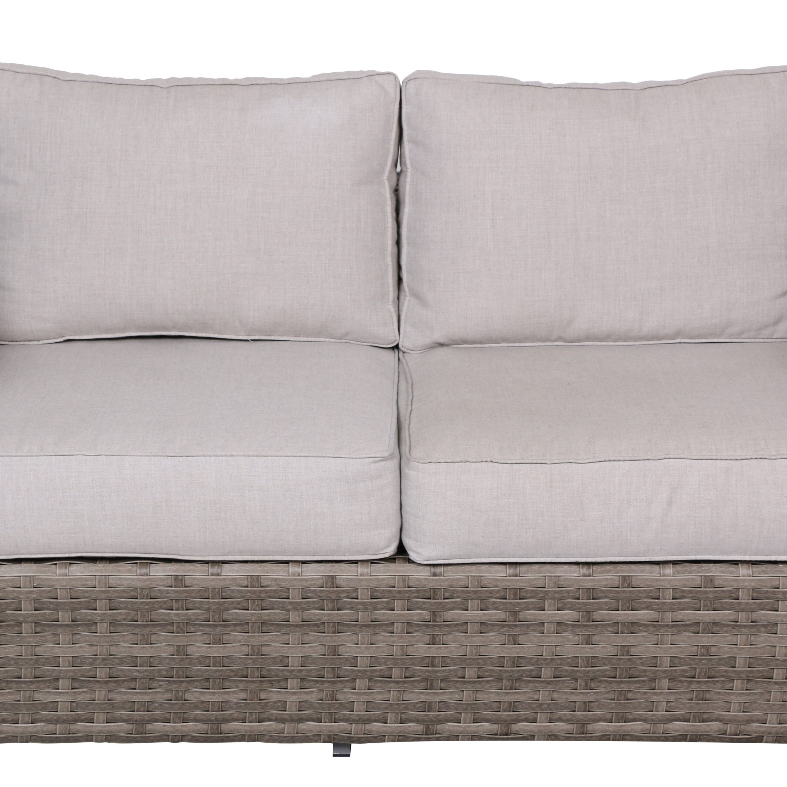 Most Popular Kaiser Loveseat With Cushions For Linwood Loveseats With Cushions (View 3 of 25)
