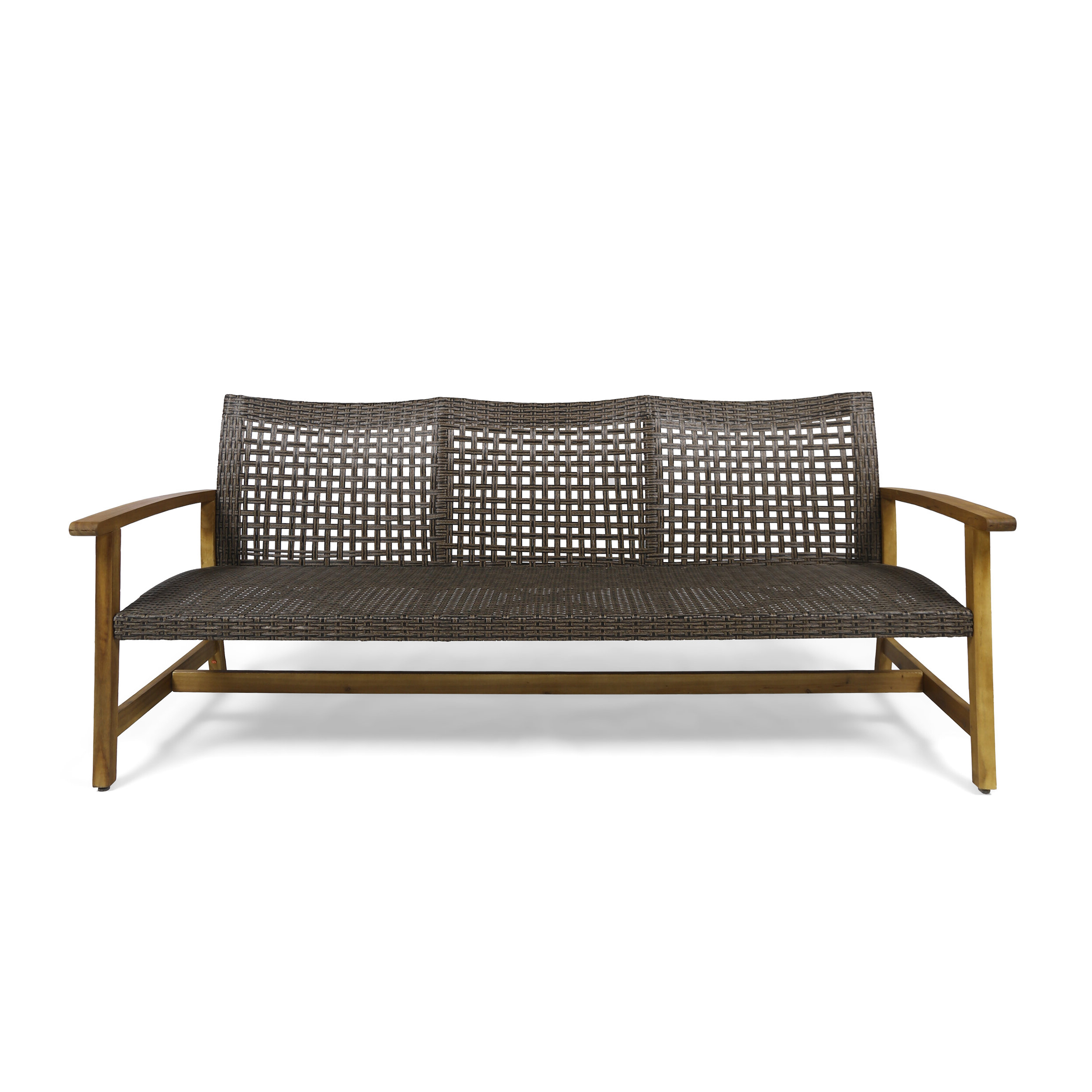 Most Recent Clemens Patio Sofas Within Bungalow Rose Clemens Patio Sofa (View 8 of 25)