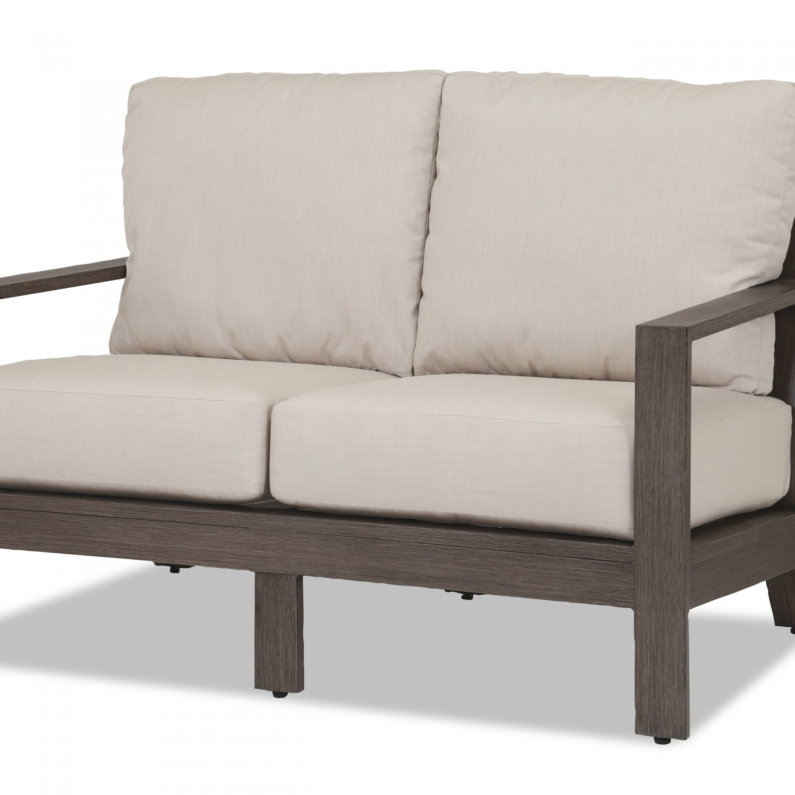 Most Recent Laguna Loveseat With Cushions Throughout Saleem Loveseats With Cushions (View 9 of 25)