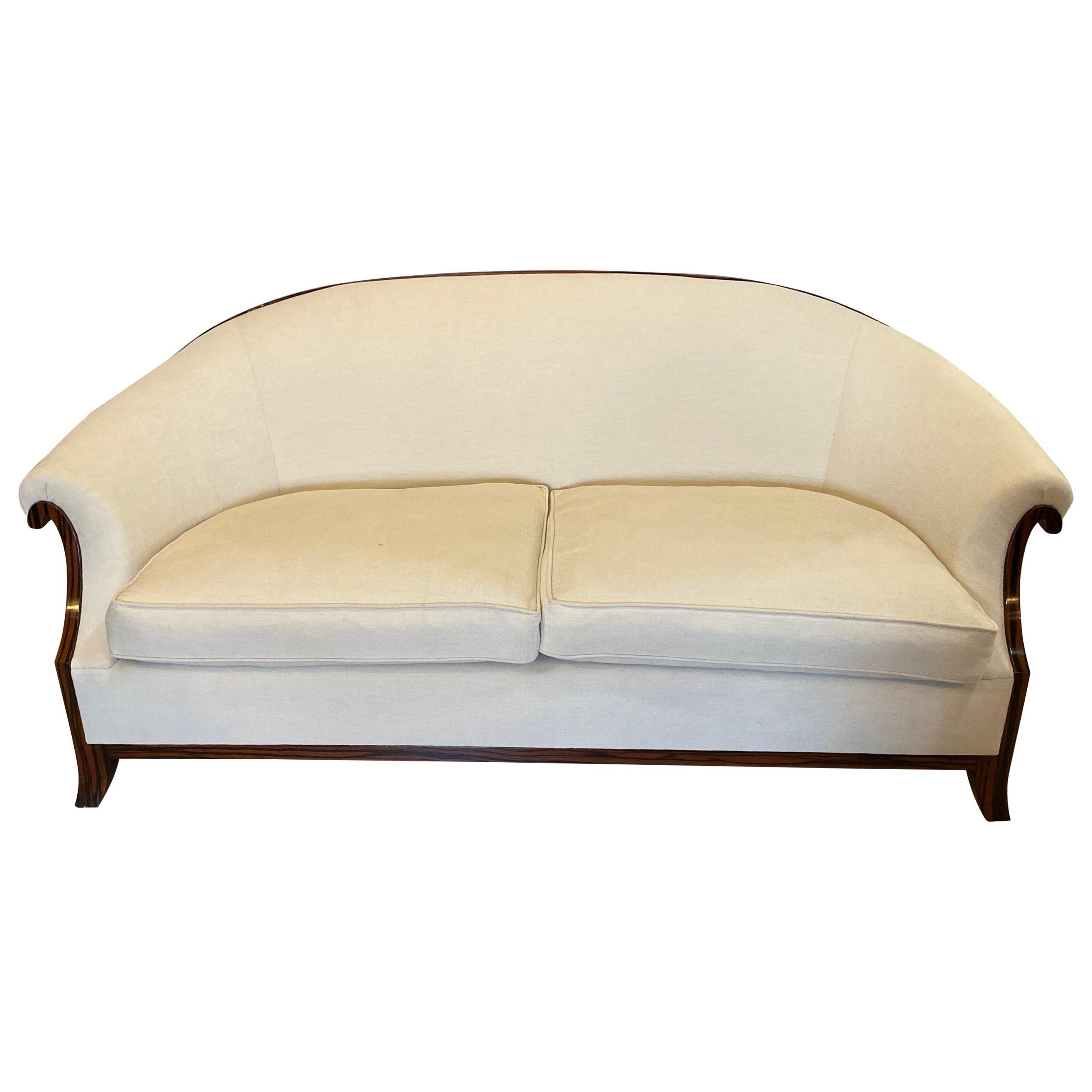 Most Recent Van Dyke Loveseats Regarding Antique And Vintage Loveseats – 1,375 For Sale At 1stdibs (Gallery 11 of 25)