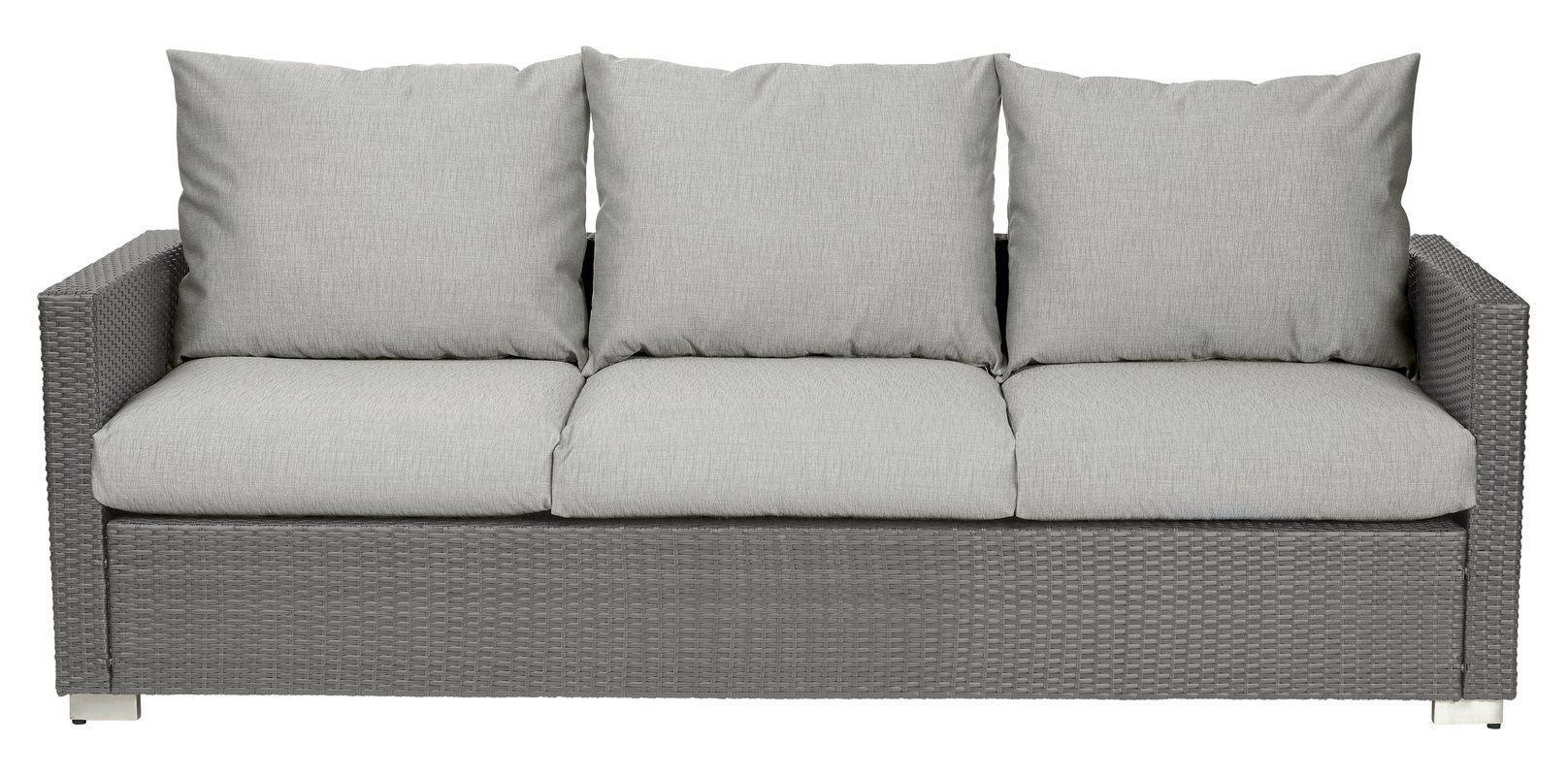 Most Recently Released Mcmanis Patio Sofa With Cushion (View 22 of 25)