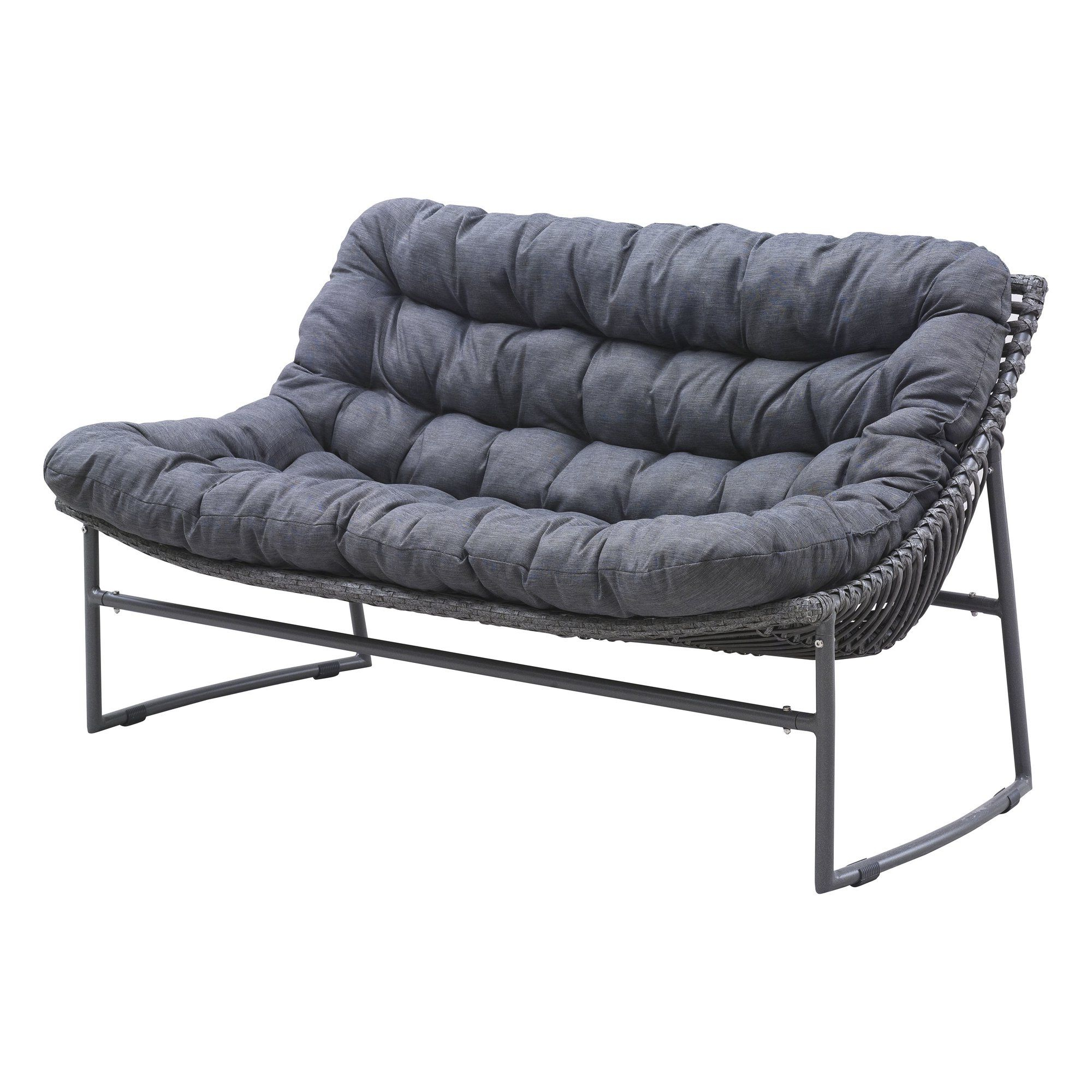 Featured Photo of Repp Patio Sofas with Cushion
