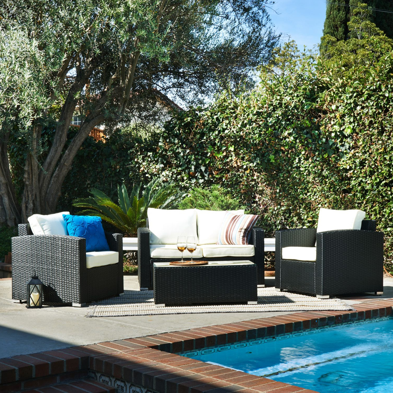 Outdoor Sofa Sets (Gallery 14 of 25)