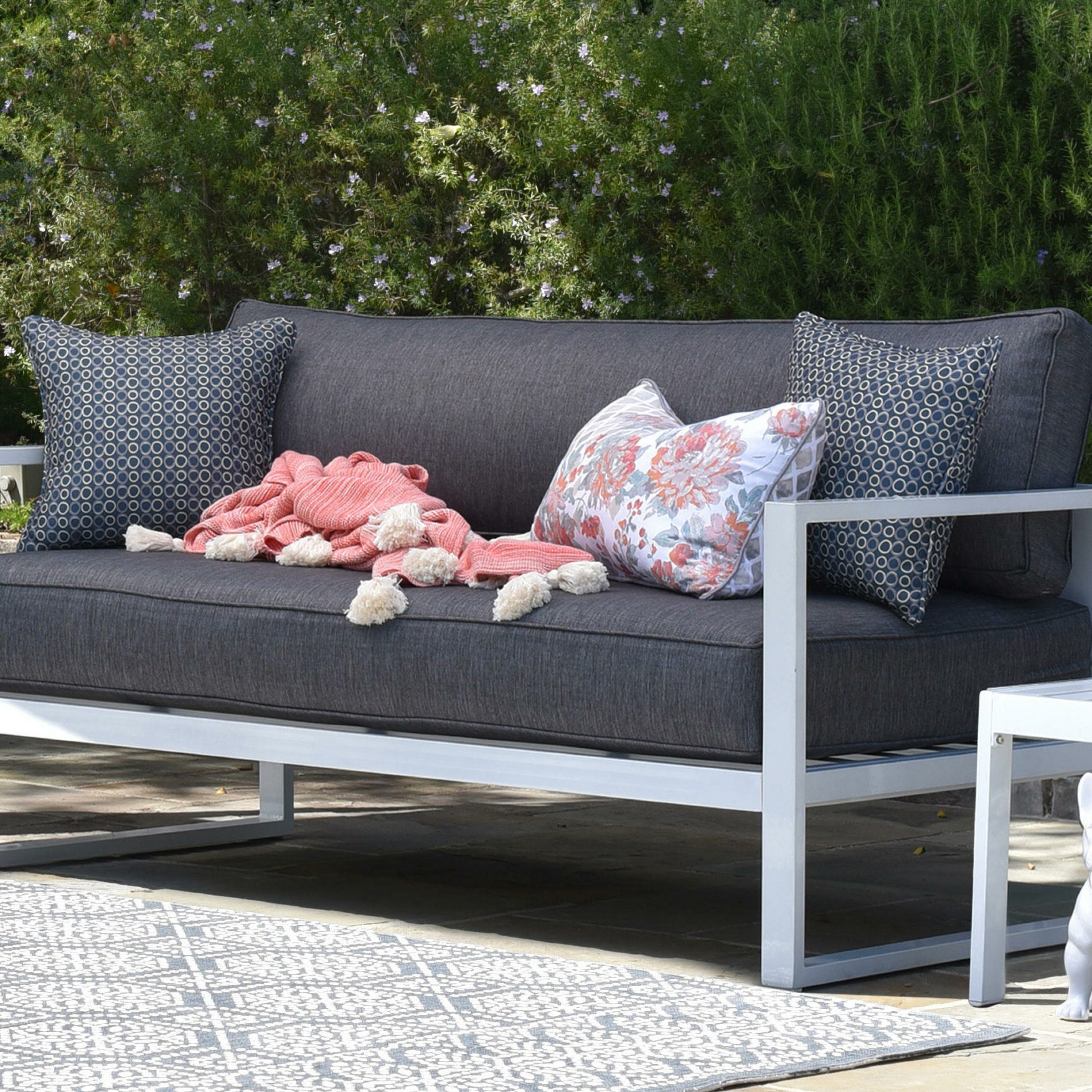 Paloma Sofa With Cushions Throughout Most Current Repp Patio Sofas With Cushion (View 13 of 25)