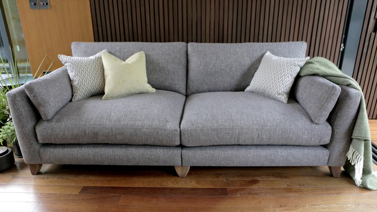 Popular Paloma Sofas With Cushions Intended For The Lounge Co. Paloma Sofa (Gallery 8 of 25)
