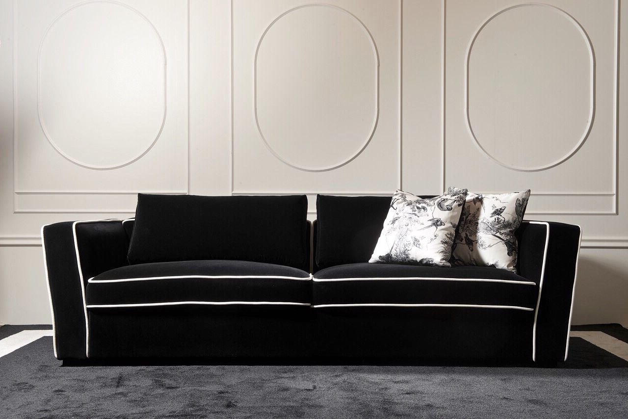 Salvato Sofas With Cushion Within Current Pin Su Luxury Furniture (View 2 of 25)