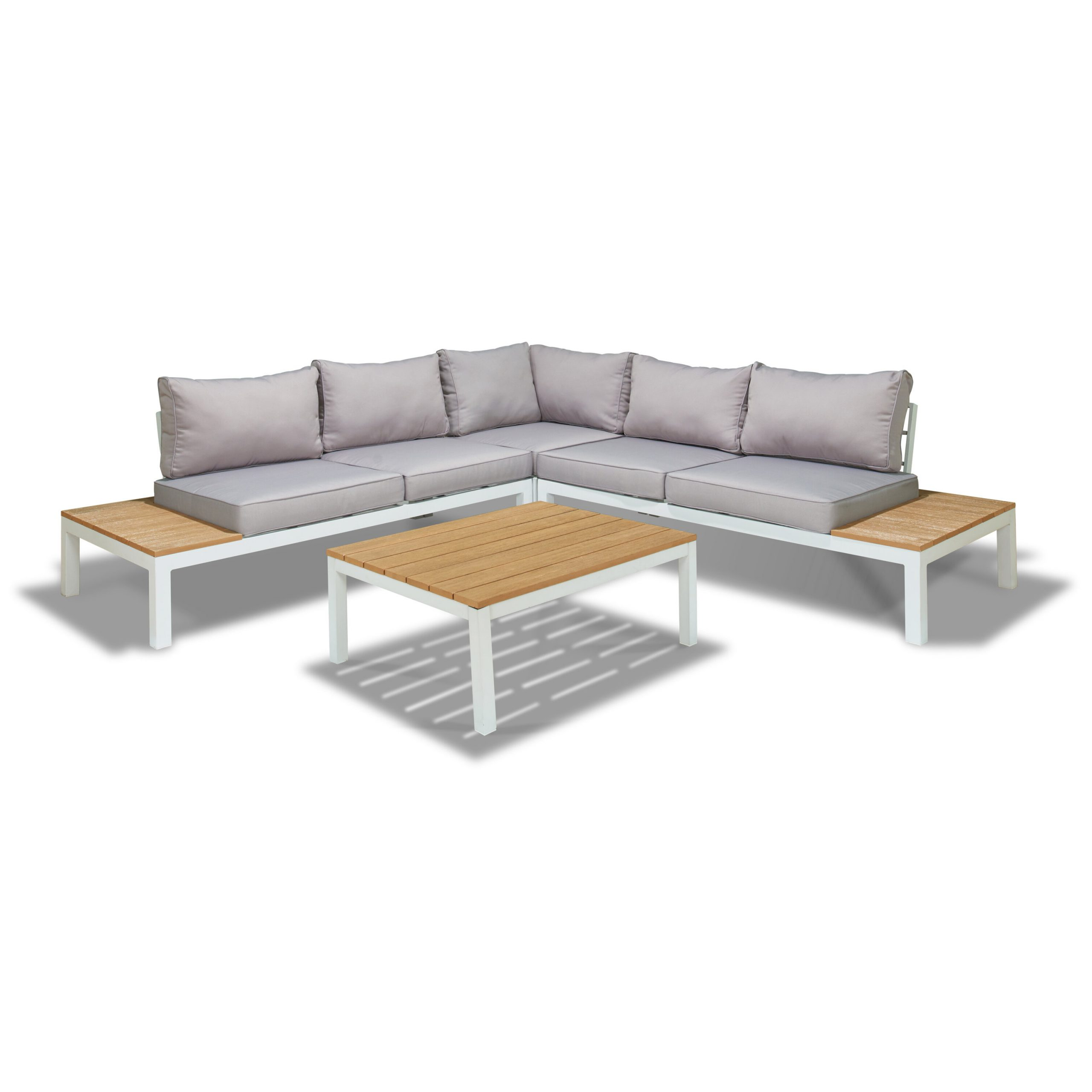 Schneider 4 Piece Sectional Seating Group With Cushion Within 2020 Olinda 3 Piece Sectionals Seating Group With Cushions (View 14 of 25)