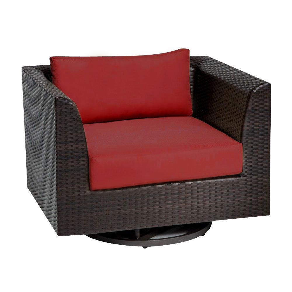 Tegan Patio Sofas With Cushions Regarding Most Current Tegan Patio Chair With Cushions (View 7 of 25)