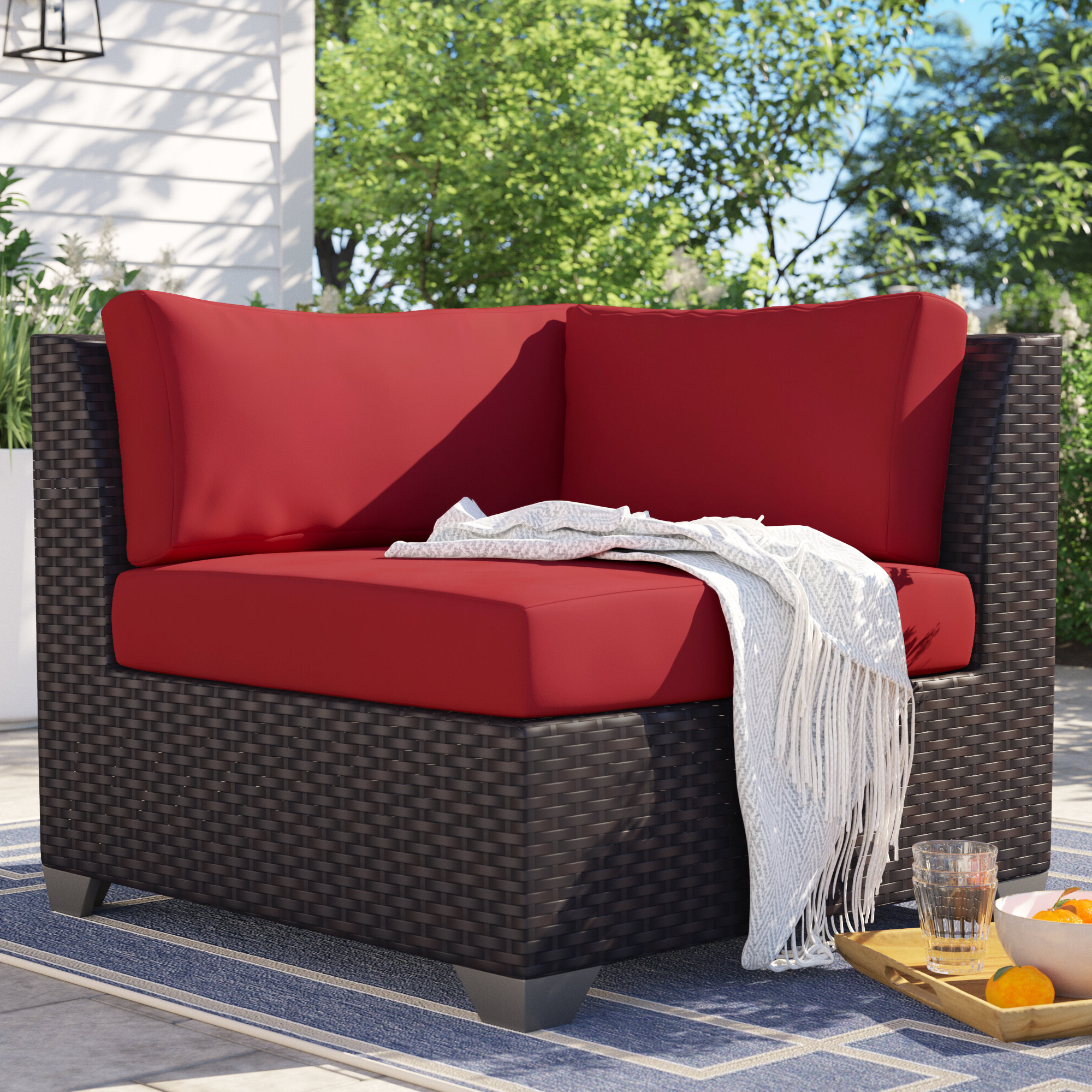 Tegan Patio Sofas With Cushions With Latest Tegan Patio Chair With Cushions (View 6 of 25)