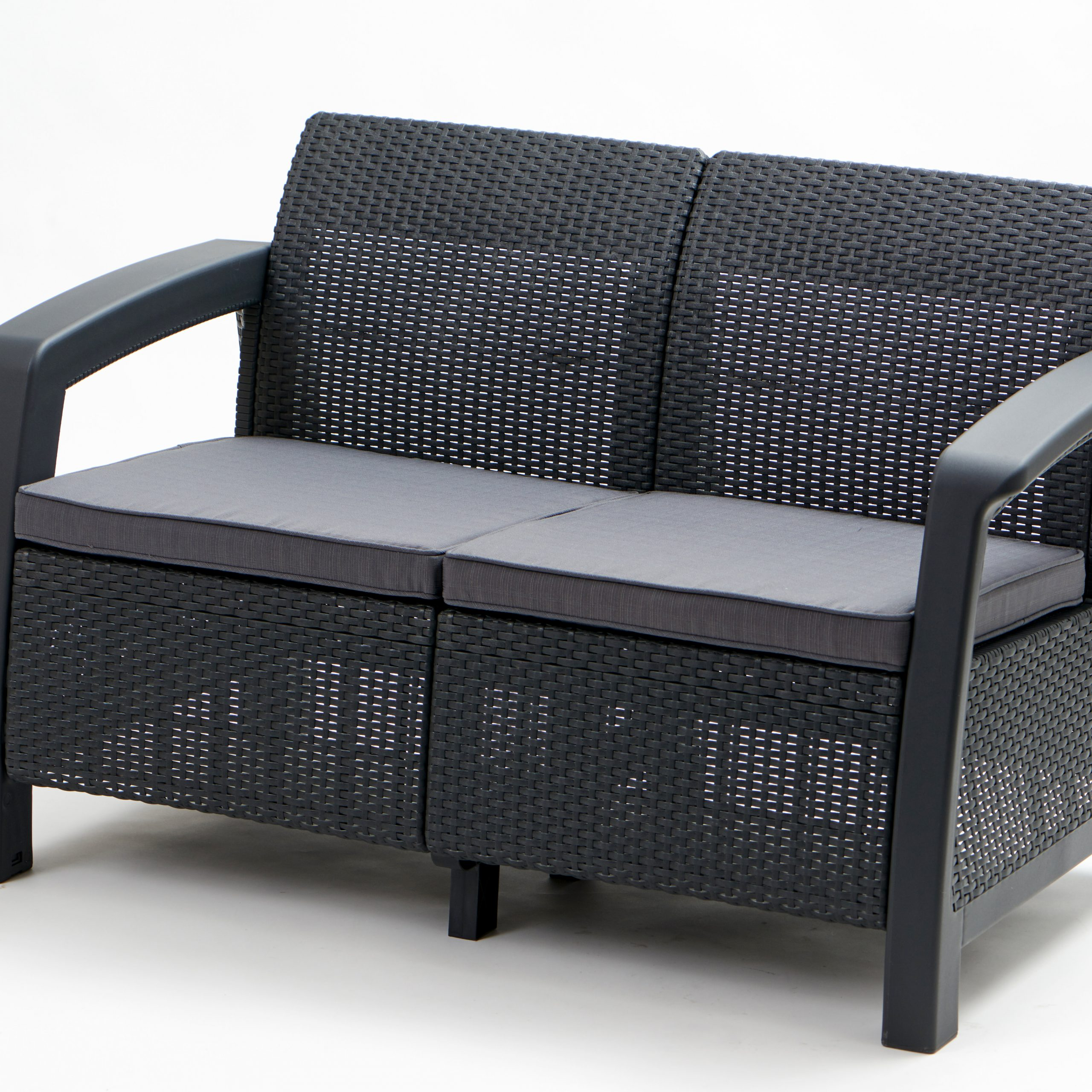 Wayfair Intended For Current Wakeland Wicker Loveseats With Cushions (Gallery 11 of 25)