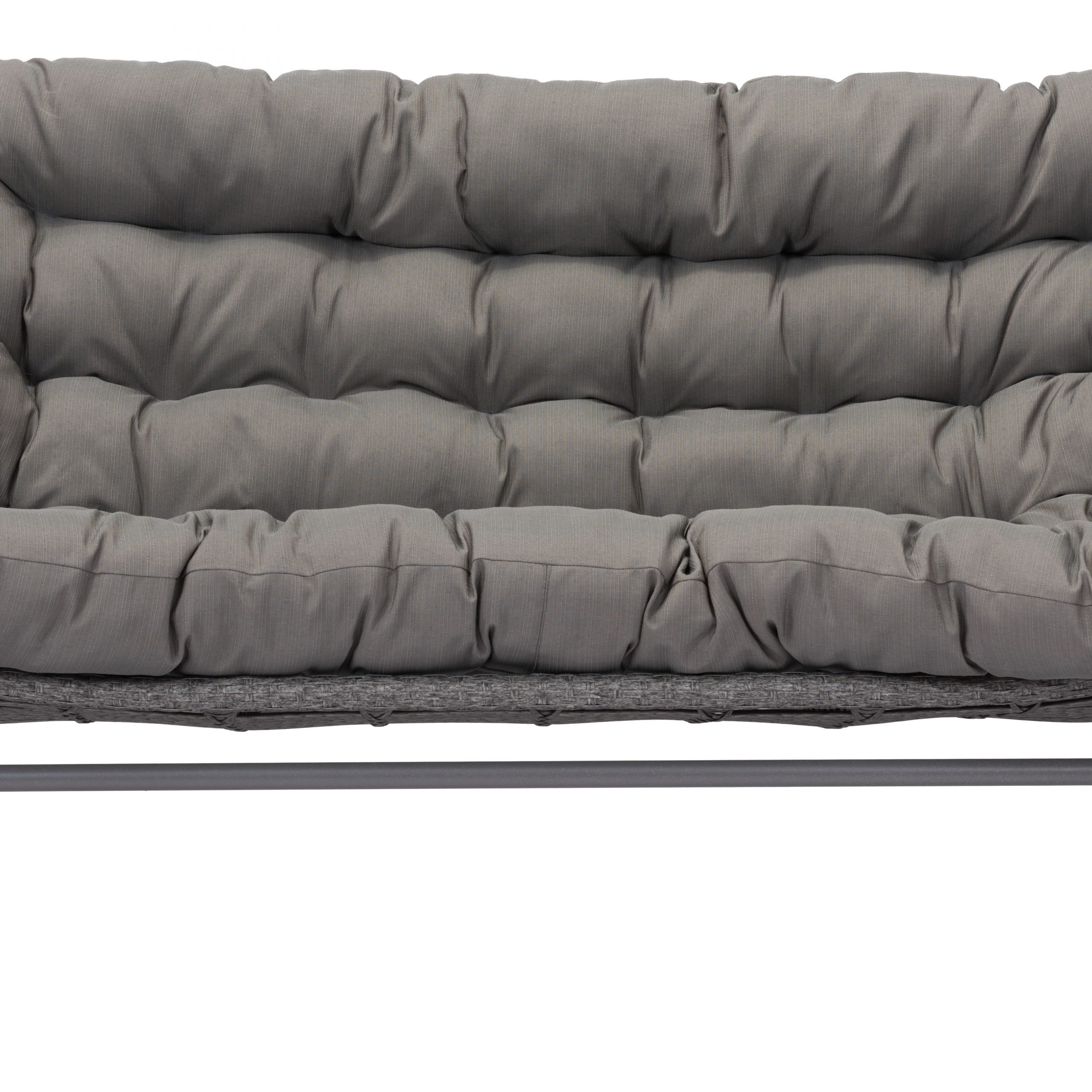 Well Known Repp Patio Sofas With Cushion Pertaining To Repp Patio Sofa With Cushion (View 2 of 25)