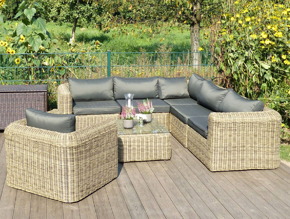 Well Liked Polyrattan24.de Referenzen Polyrattan – Clp For Clemens Patio Sofas (Gallery 6 of 25)