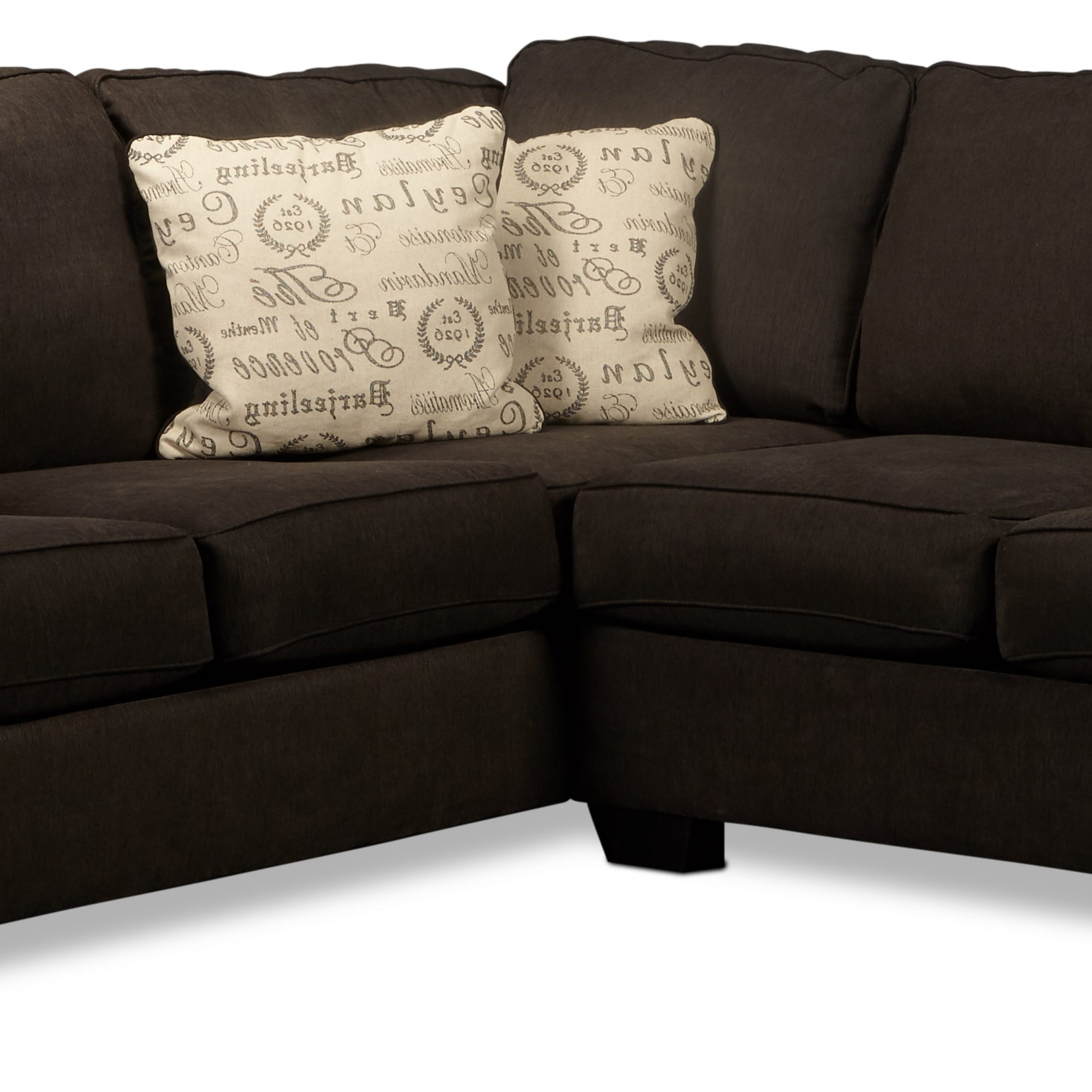 Well Liked Serena 2Pc Sectional – Charcoal With Regard To Landis Loveseats With Cushions (View 25 of 25)