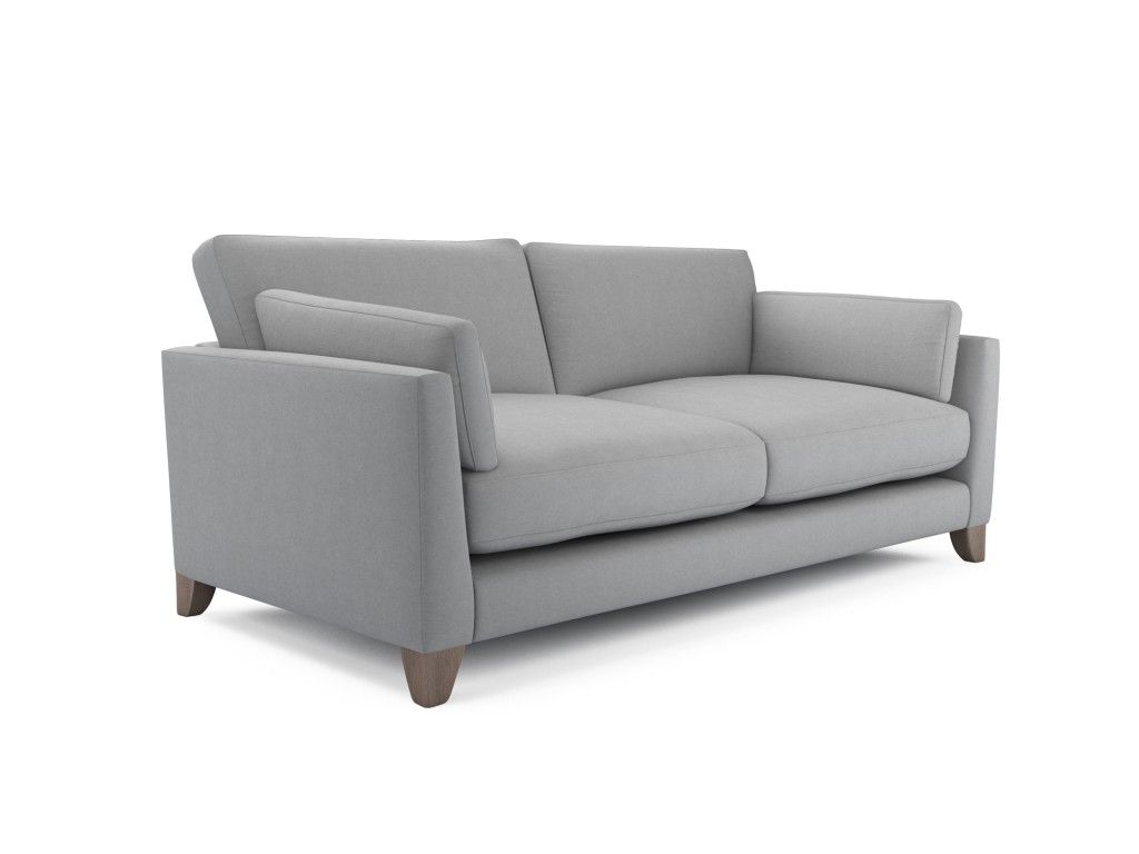 Widely Used Paloma Sofas With Cushions In The Lounge Co. Paloma 3 Seater Sofa In Family Friendly (Gallery 13 of 25)