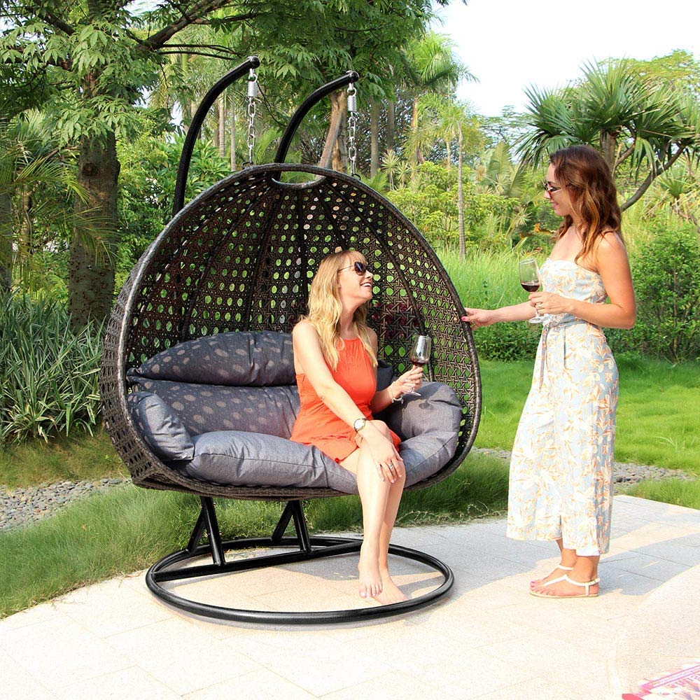 2019 Garden Leisure Outdoor Hammock Patio Canopy Rocking Chairs Inside Outdoor Hanging Chair – Everything You Need To Know About (View 8 of 25)