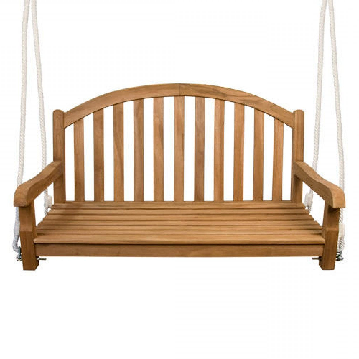 Best Home Decor Ideas And Pertaining To Famous Teak Porch Swings (View 9 of 25)