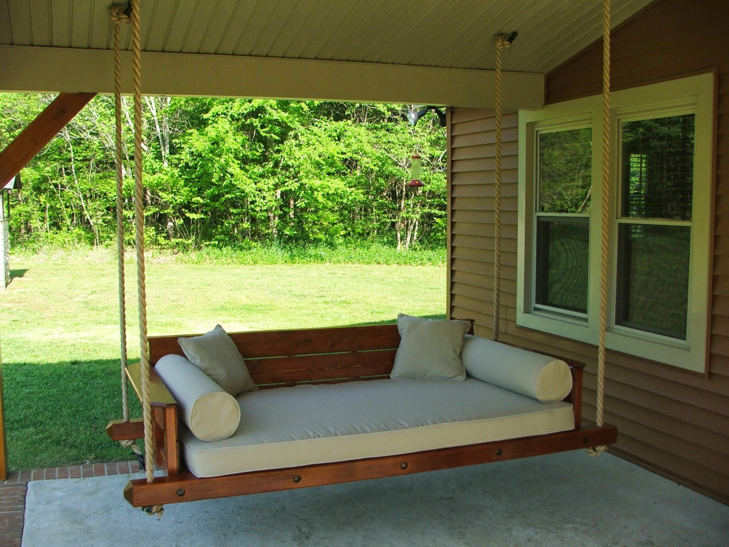 Classic Polywood Porch Swing (View 13 of 25)